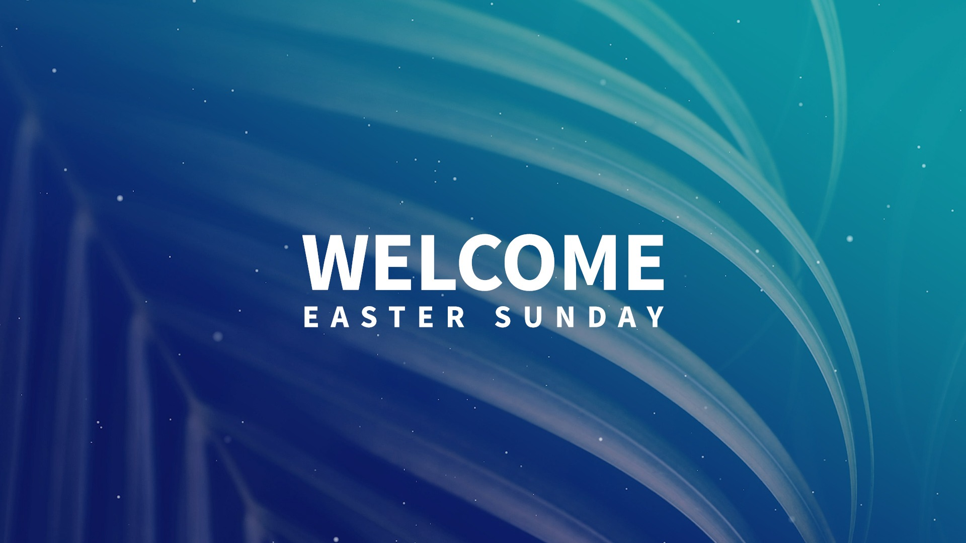 Easter Media Slides and Video Loops