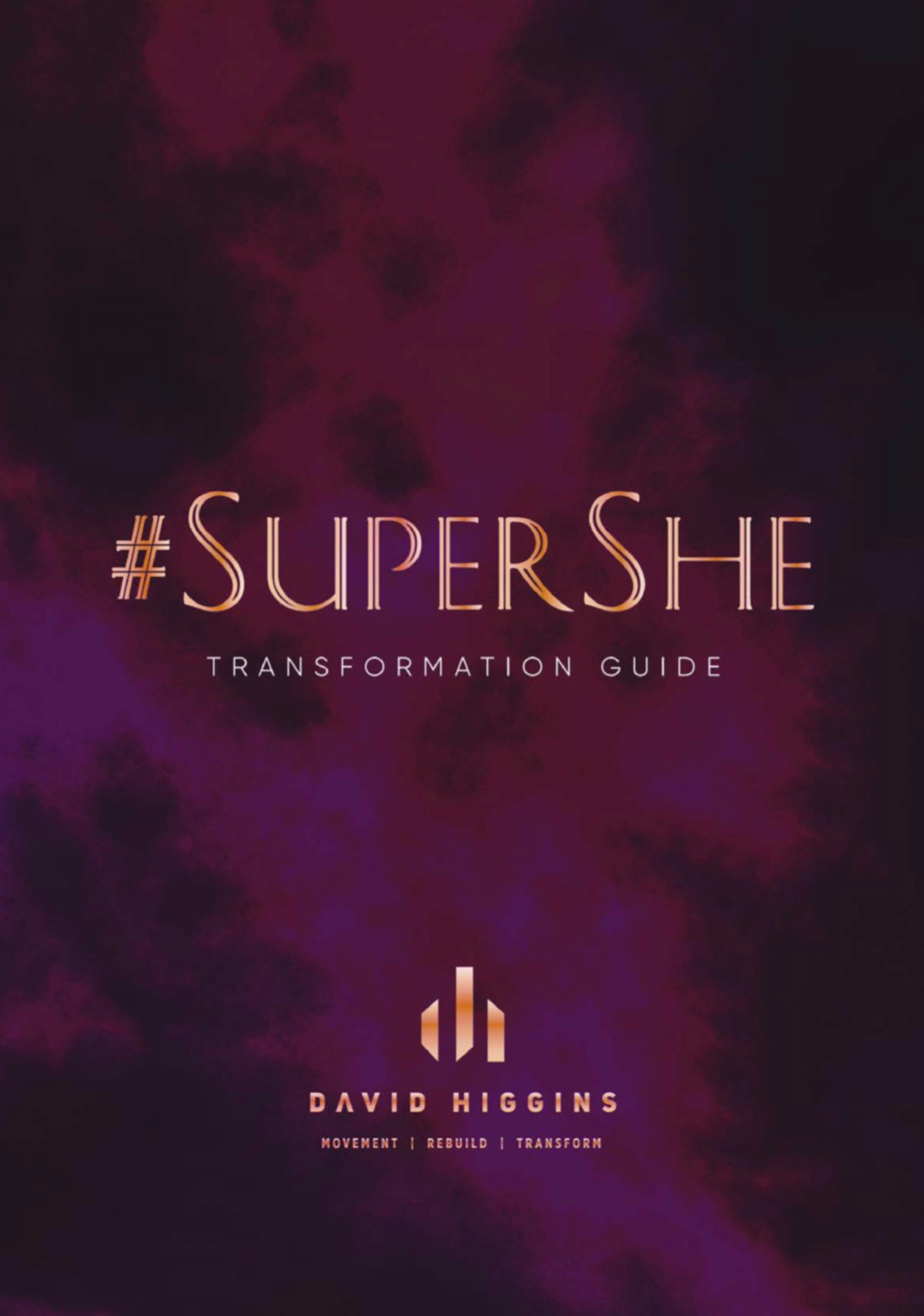 #SuperShe Body Transformation Guide