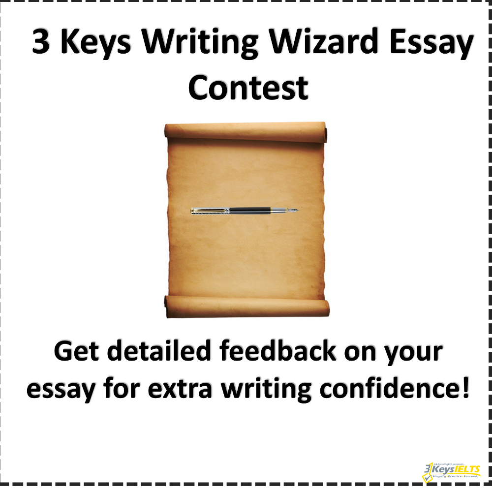 3 Keys Writing Wizard Essay Feedback
