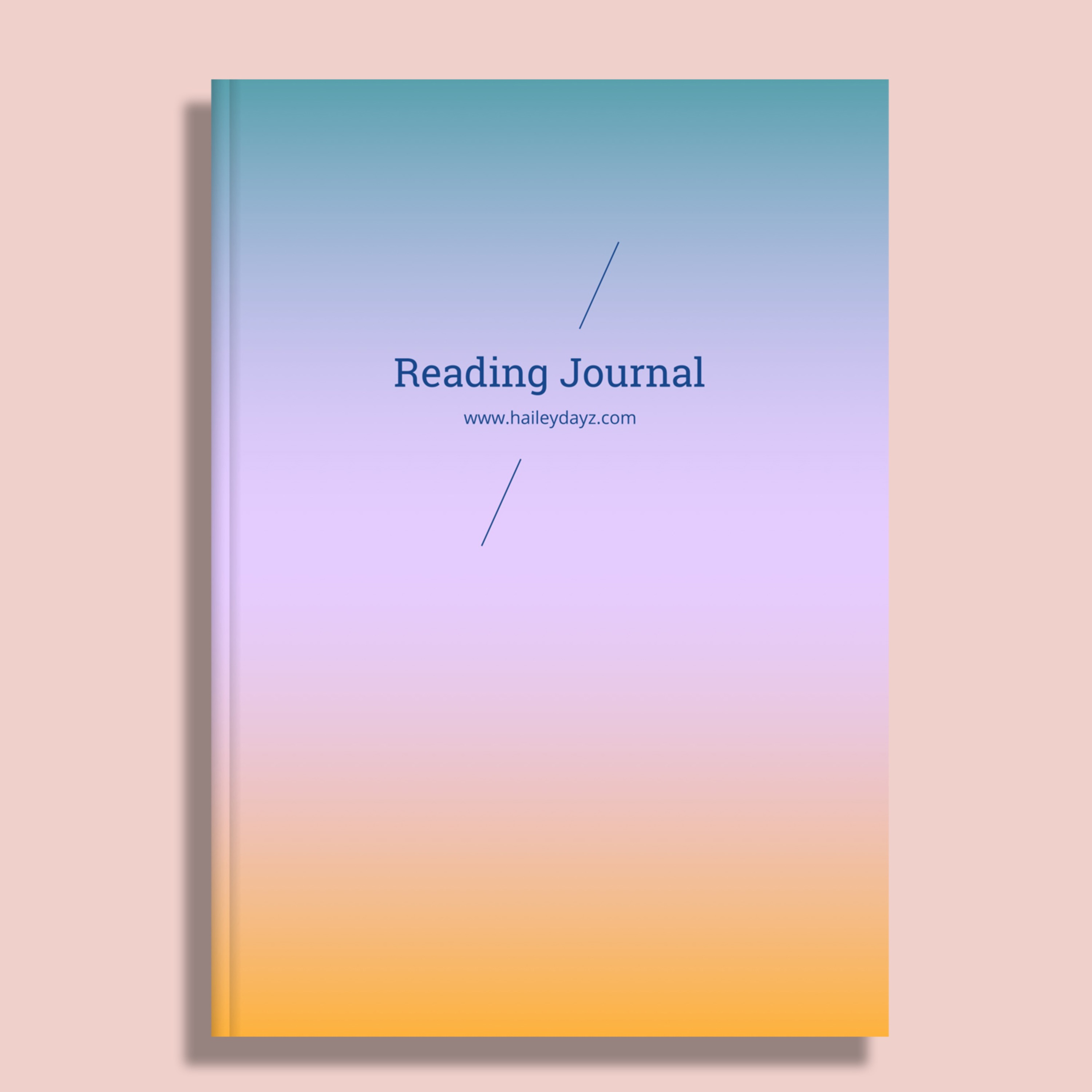 Reading Journal 리딩저널