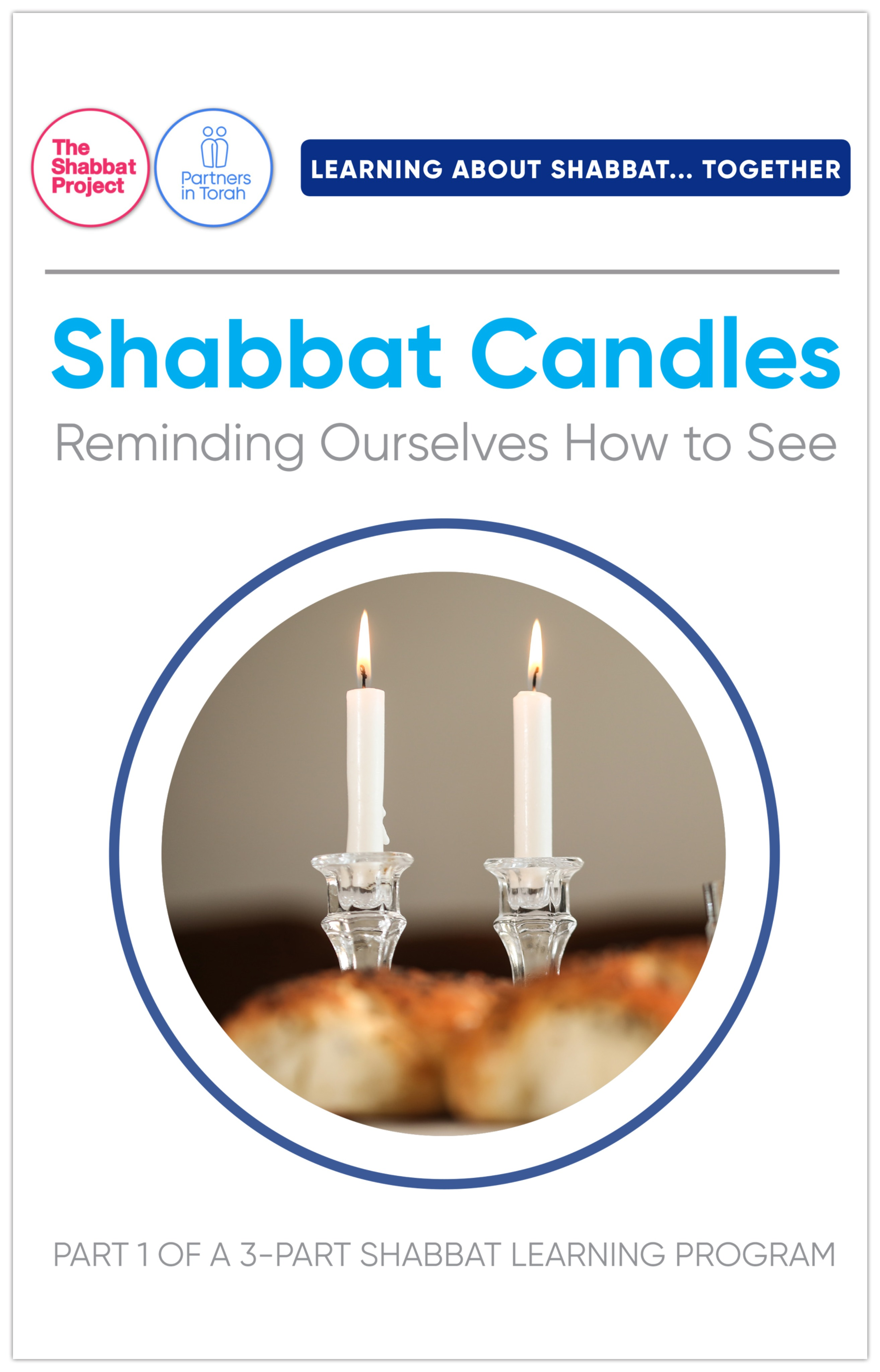**Learning About Shabbat... Shabbat Candles