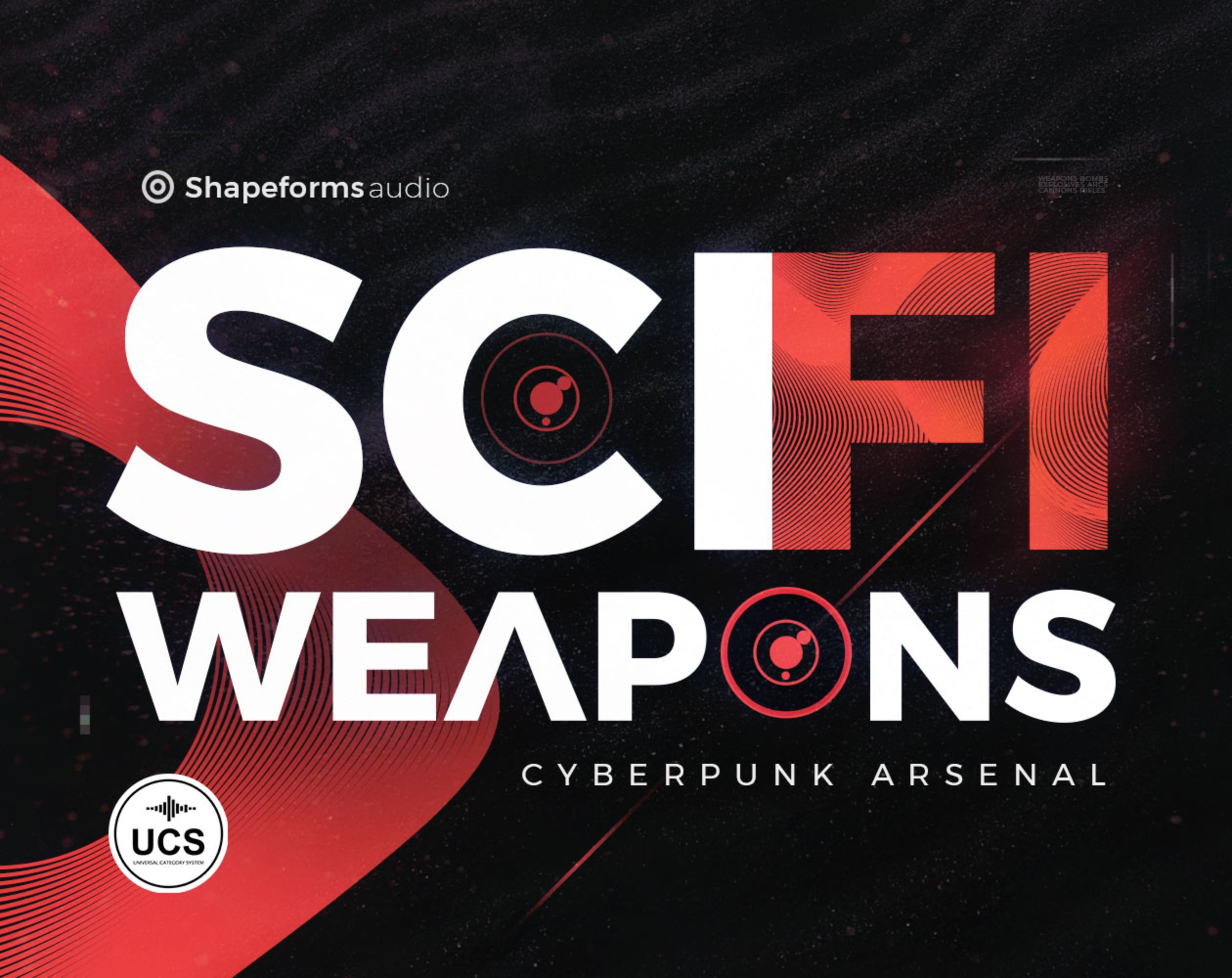 Sci Fi Weapons: Cyberpunk Arsenal