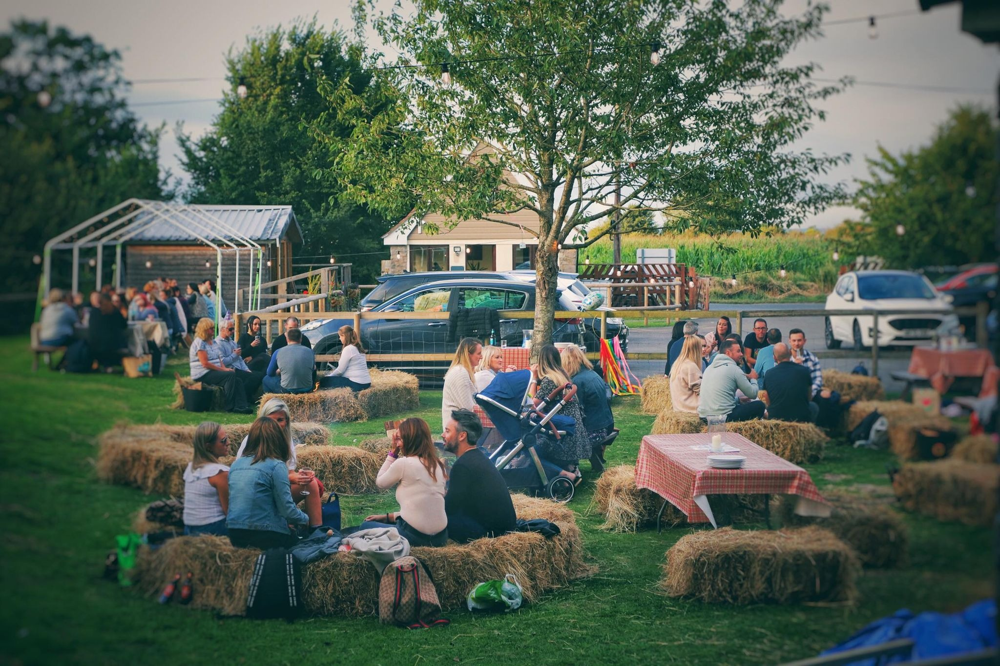 FAMILY FIREPIT NIGHT Friday 24th September 6pm - 9pm.