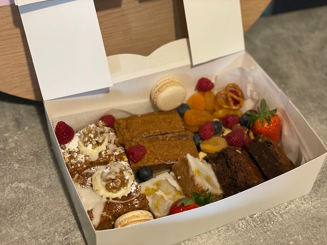 FATHERS DAY - Afternoon Tea for 2-4