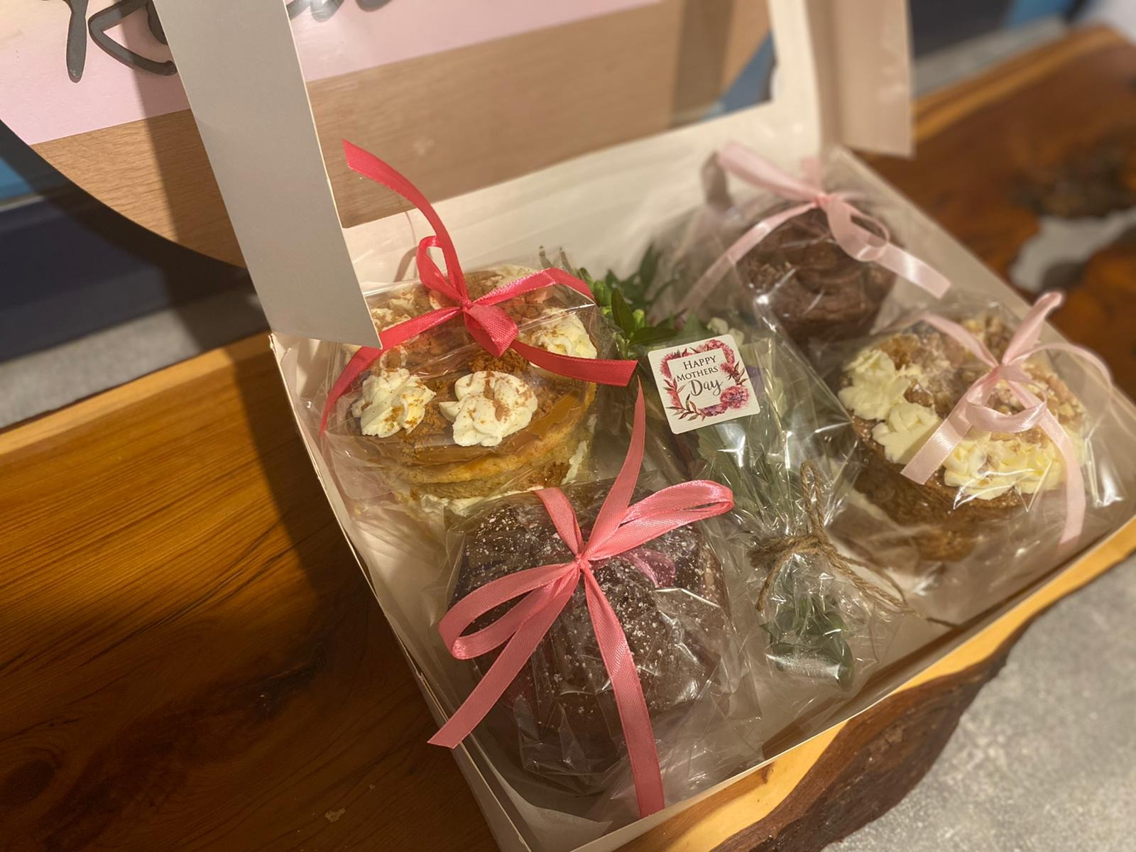 Mother's Day Special- Cake Selection Box