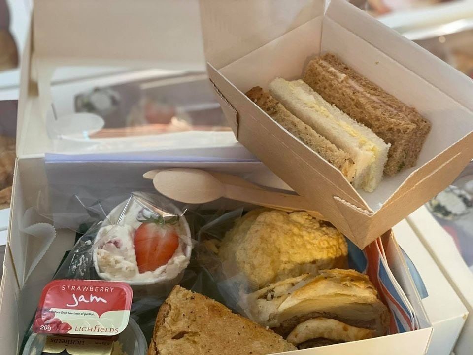 Mother's Day Special- Afternoon Tea