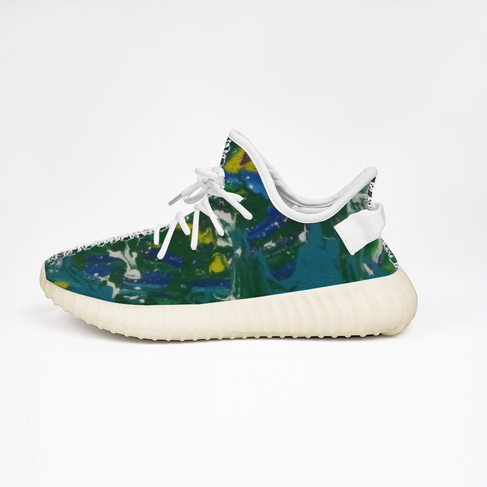 Infinite Possibilities Constructive Interference Waves Shoes