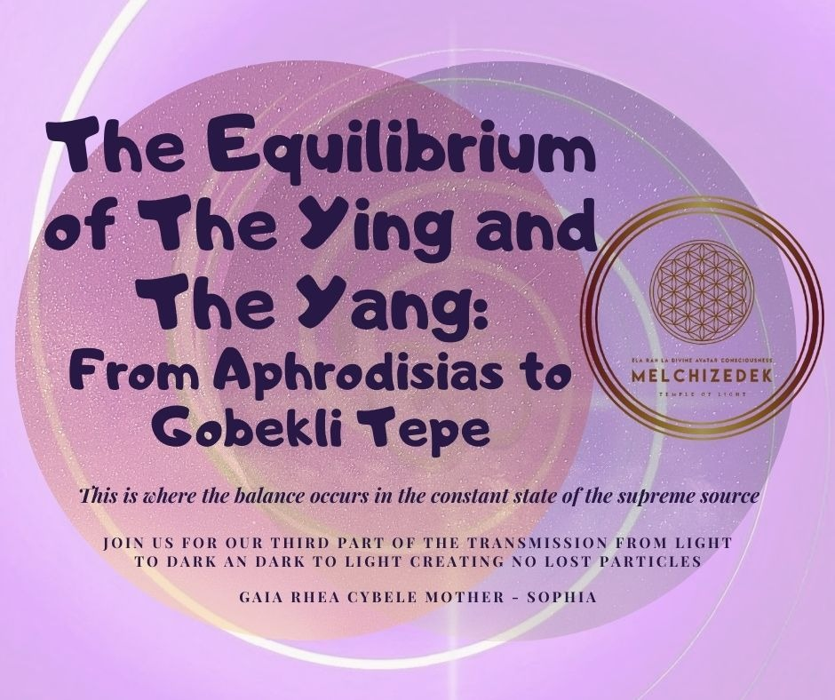 EQUILIBRIUM: THE YING & YANG DANCE (ELOHIM LIGHT BODY ACTIVATION)