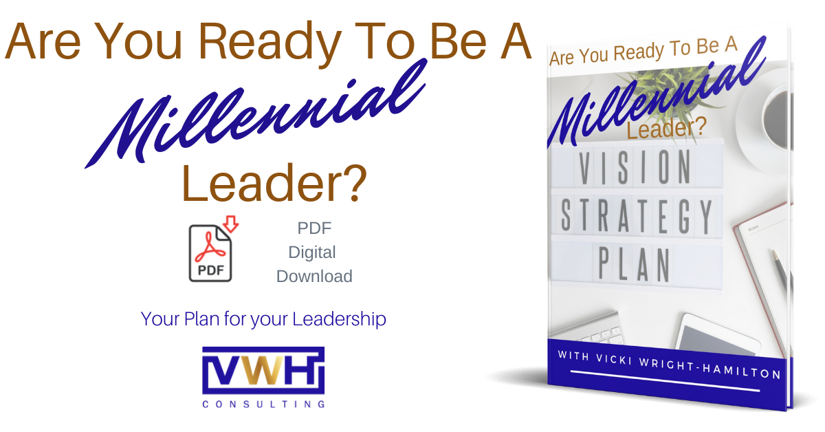 Are You Ready To Be A Millennial Leader? Planner