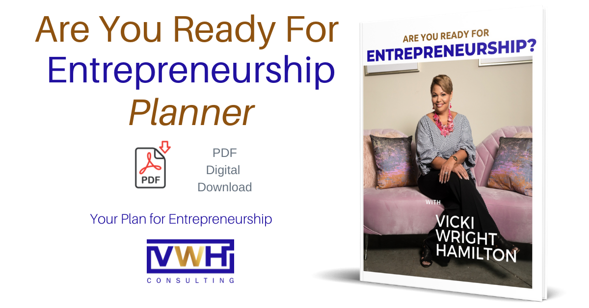 Are You Ready For Entrepreneurship? Planner