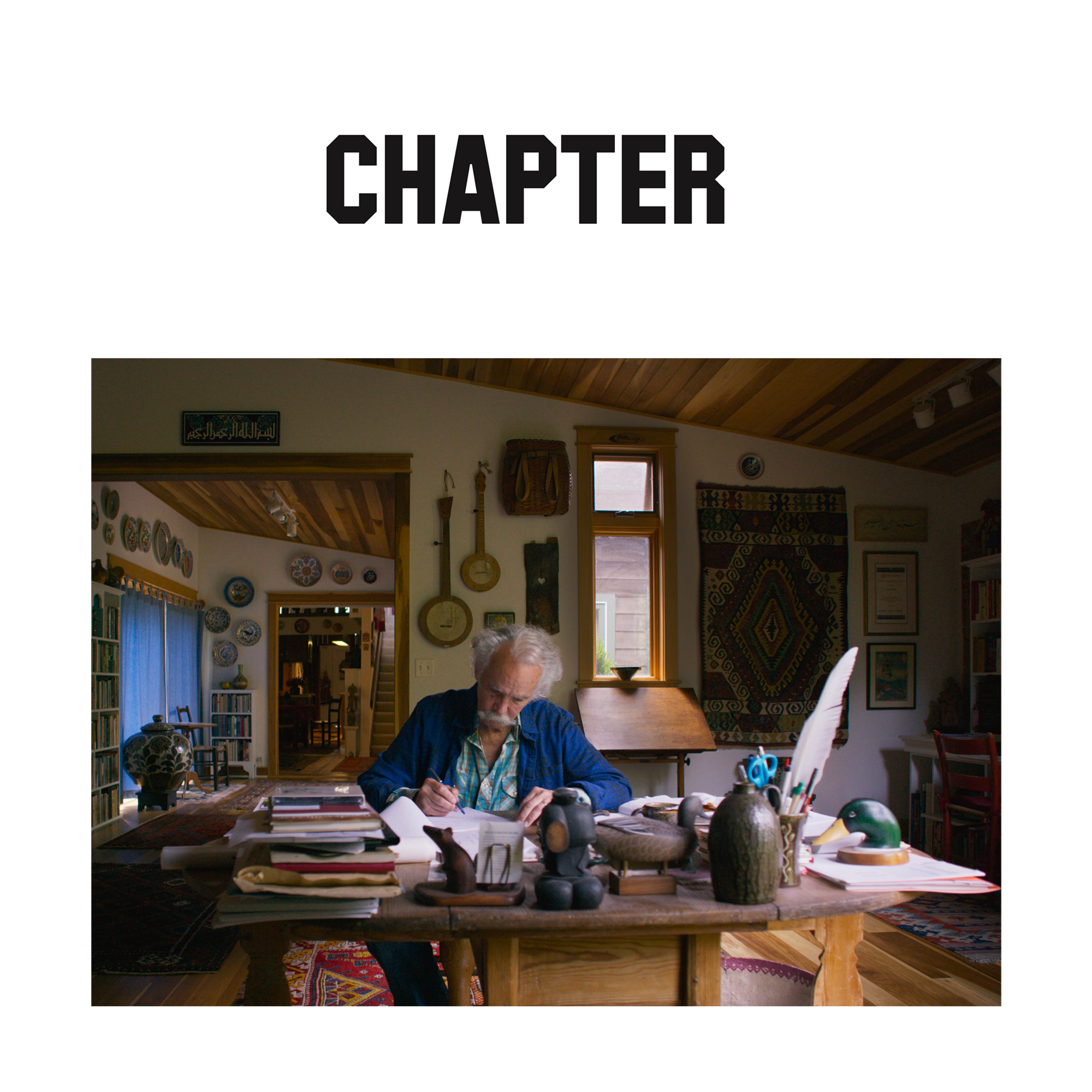 Henry Glassie: Field Work at Chapter