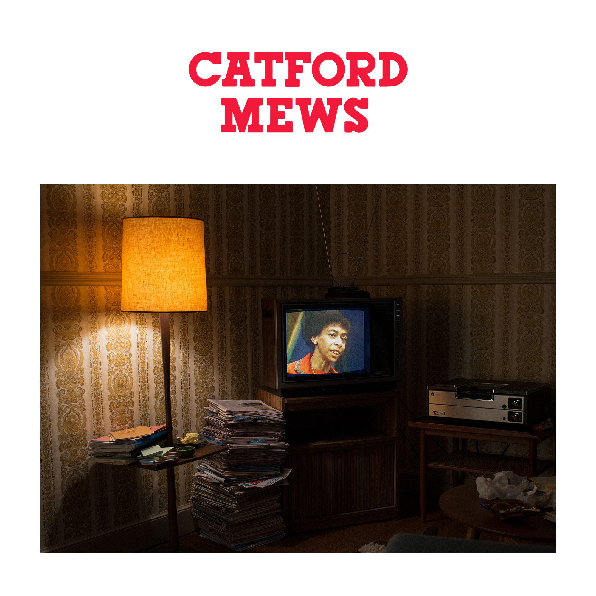 Recorder: The Marion Stokes Project at Catford Mews