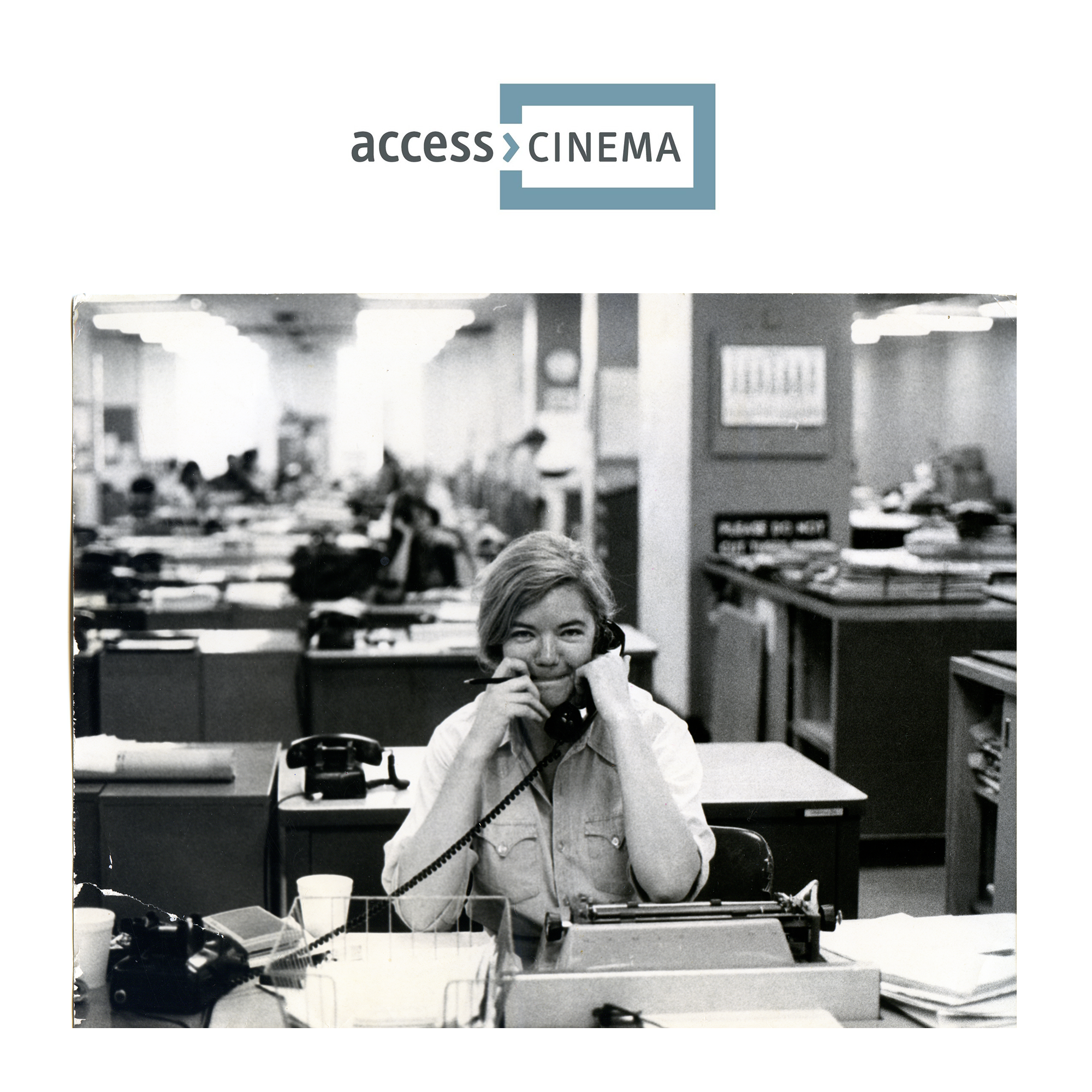 Raise Hell: The Life and Times of Molly Ivins at access>CINEMA