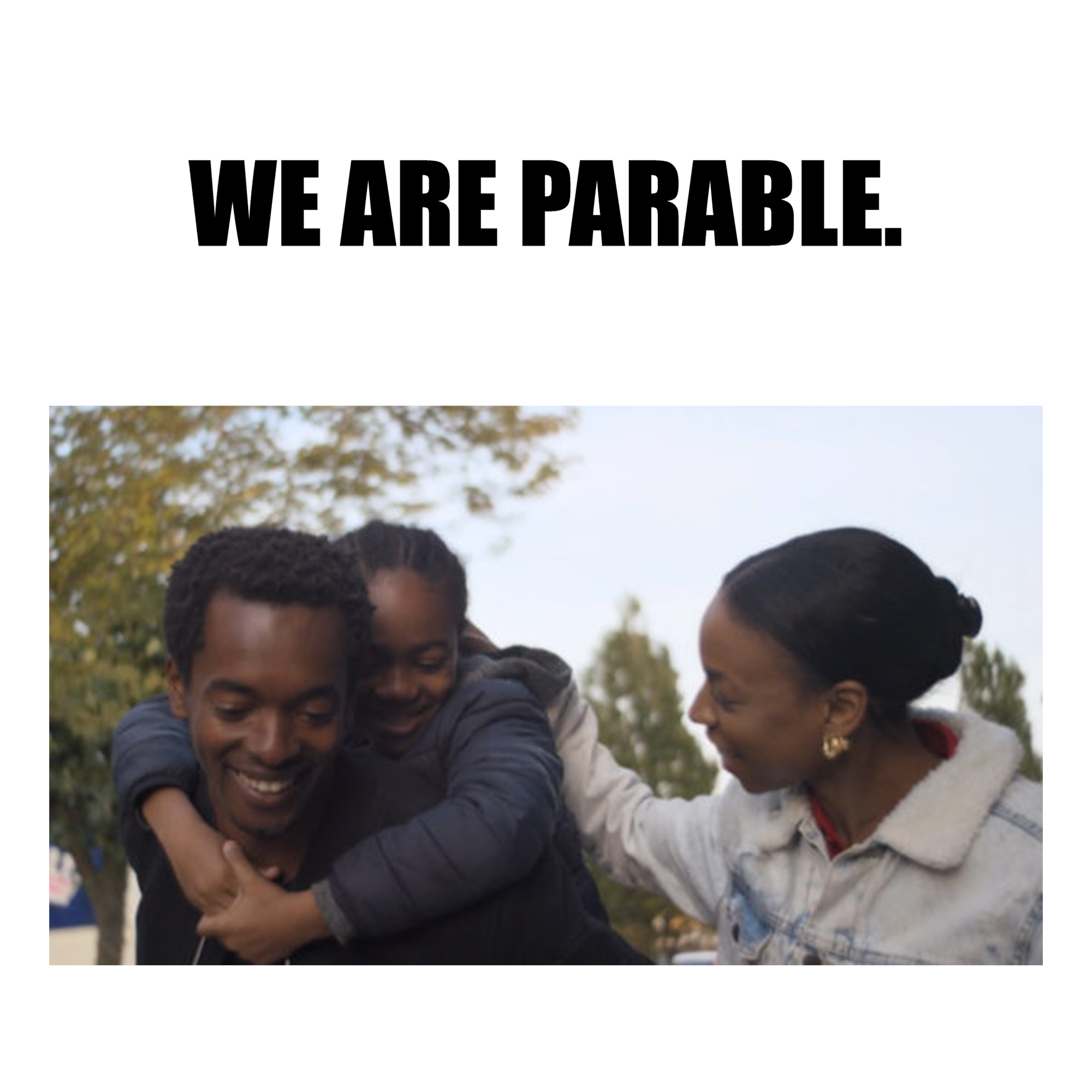 REAL at We Are Parable