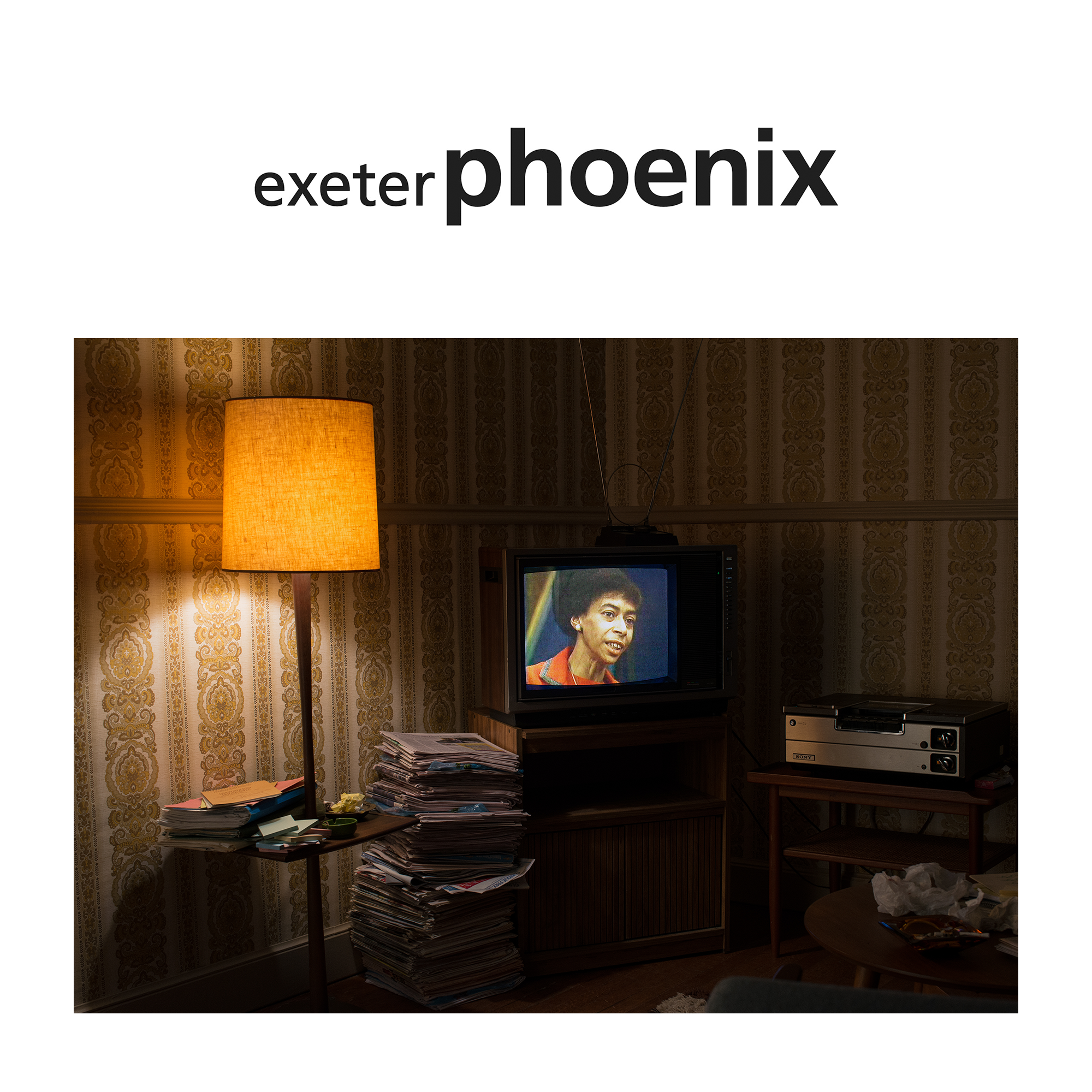 Recorder: The Marion Stokes Project at Exeter Phoenix