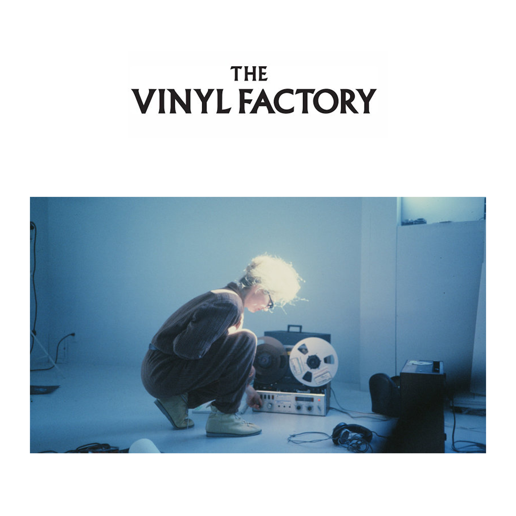 Sisters With Transistors with The Vinyl Factory