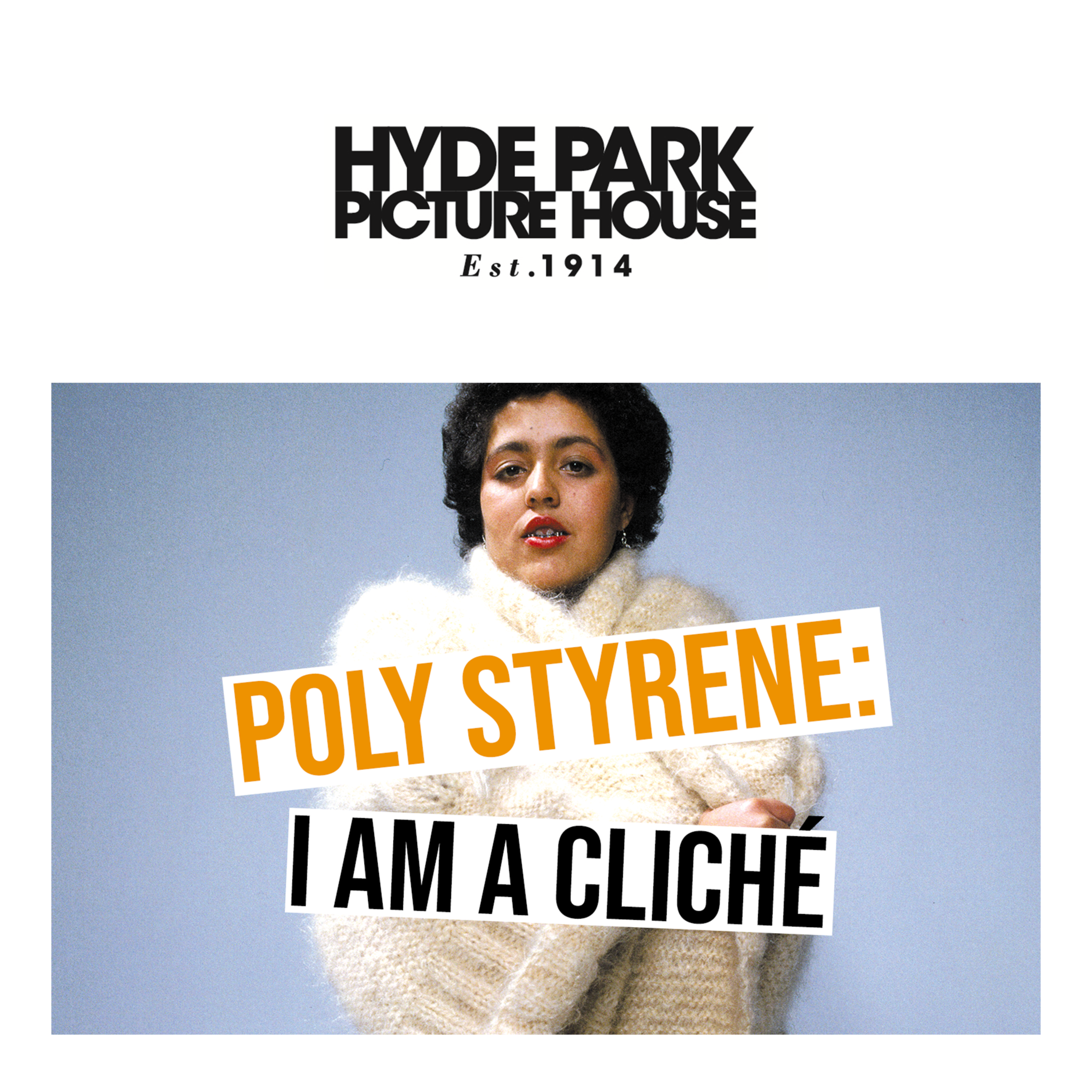 Poly Styrene: I Am a Cliché at Hyde Park Picture House