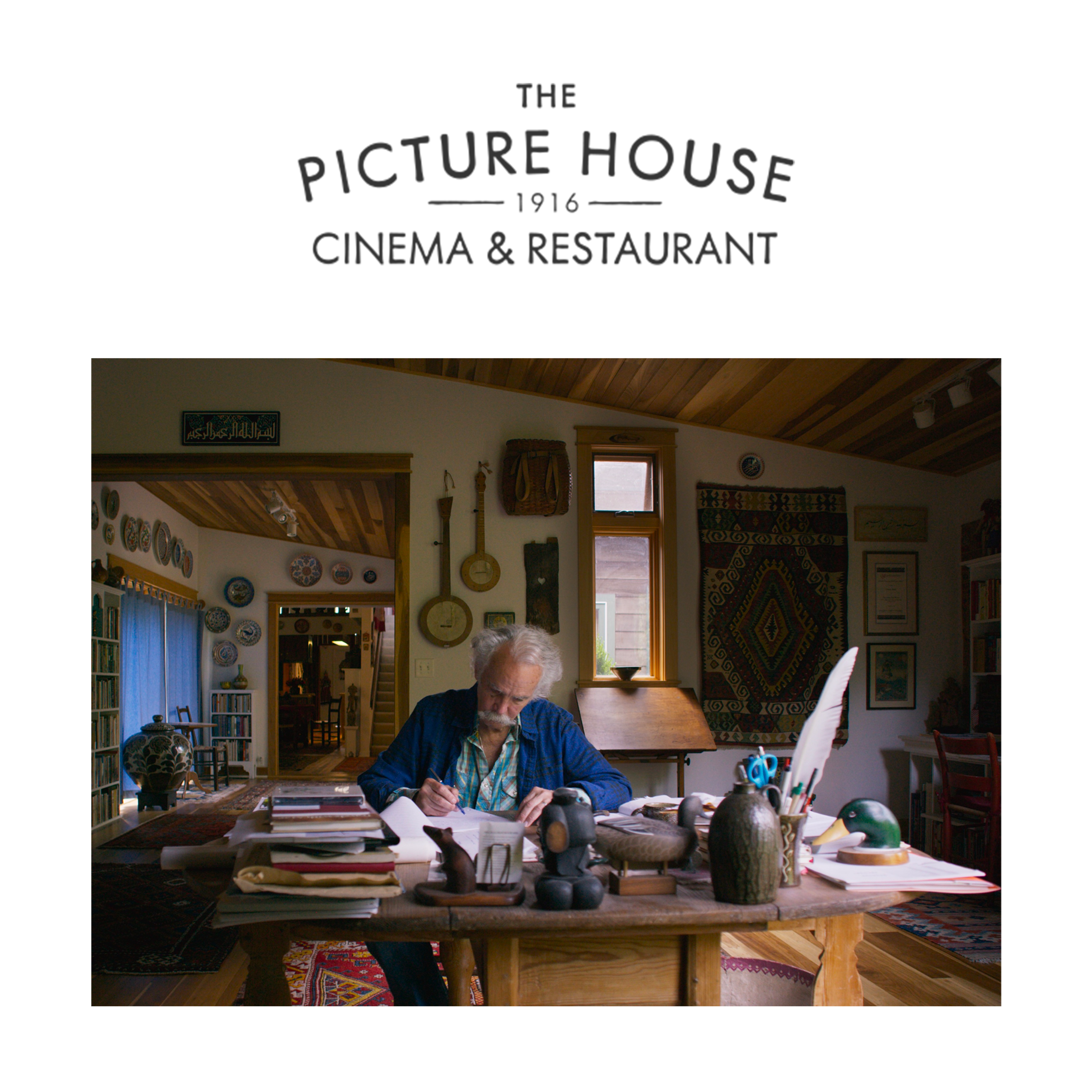 Henry Glassie: Field Work at Picture House Uckfield