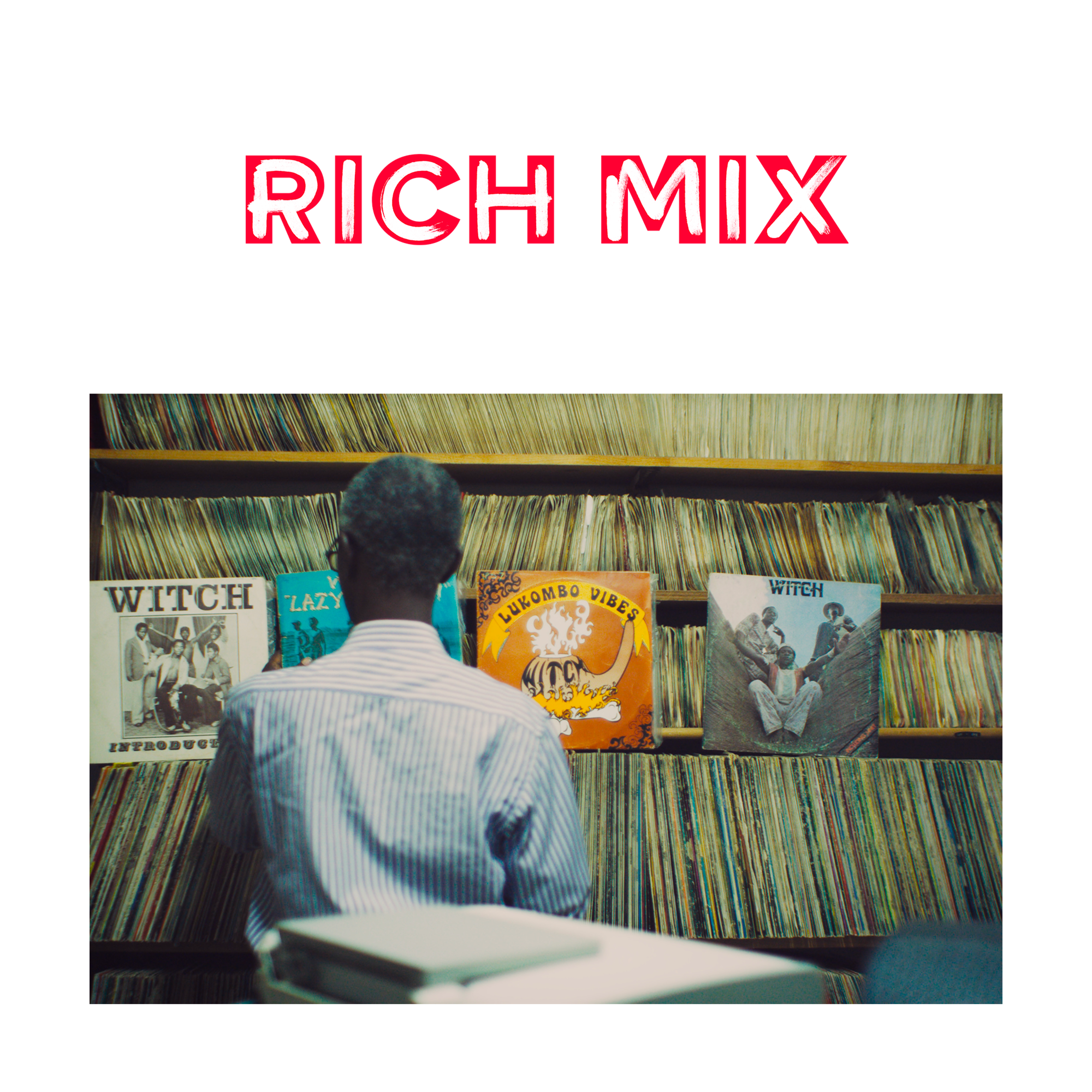 WITCH: We Intend to Cause Havoc at Rich Mix
