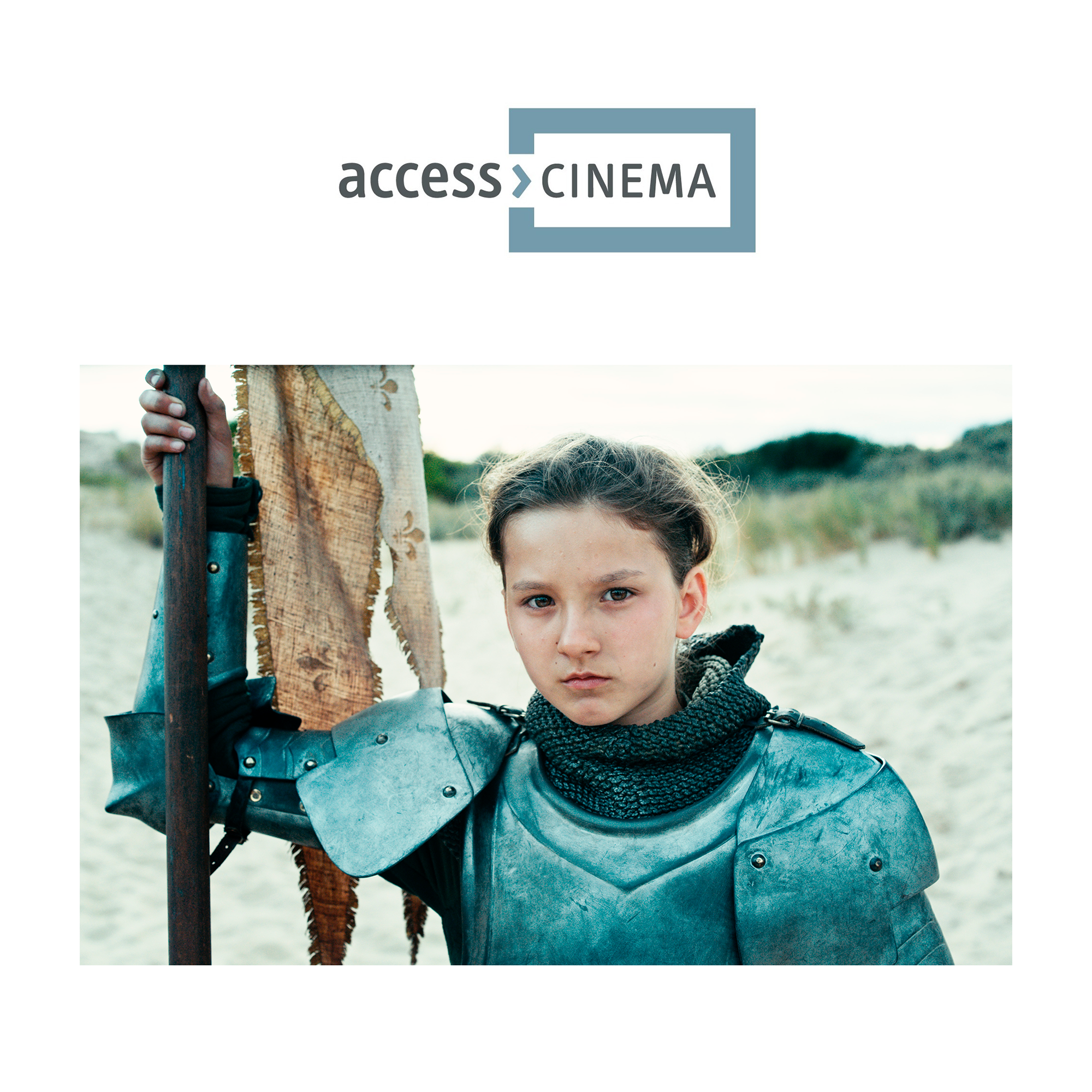 Joan of Arc at access>CINEMA