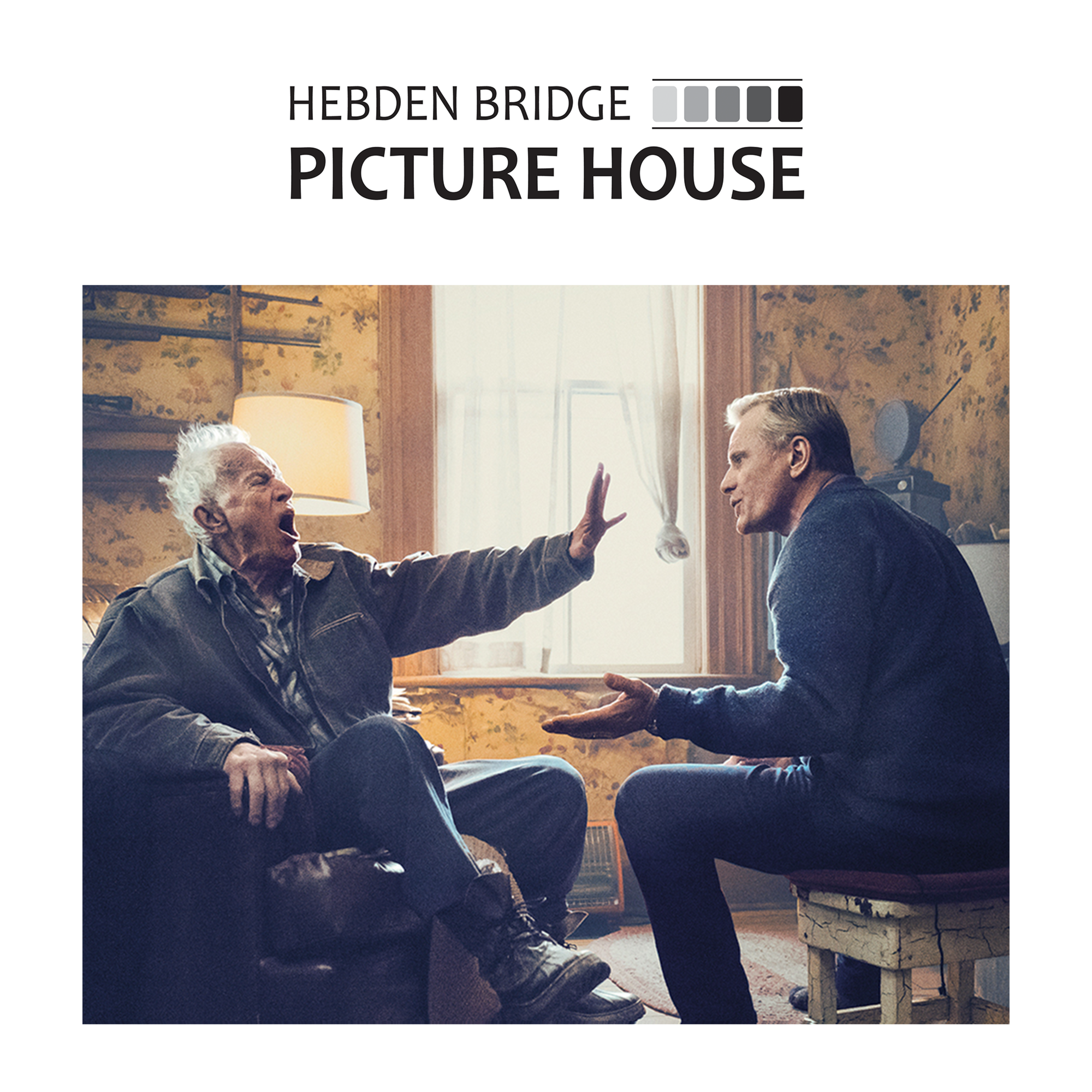 Falling at Hebden Bridge Picture House