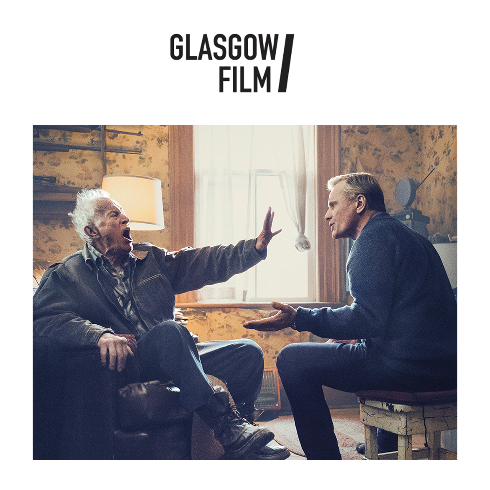 Falling at Glasgow Film Theatre