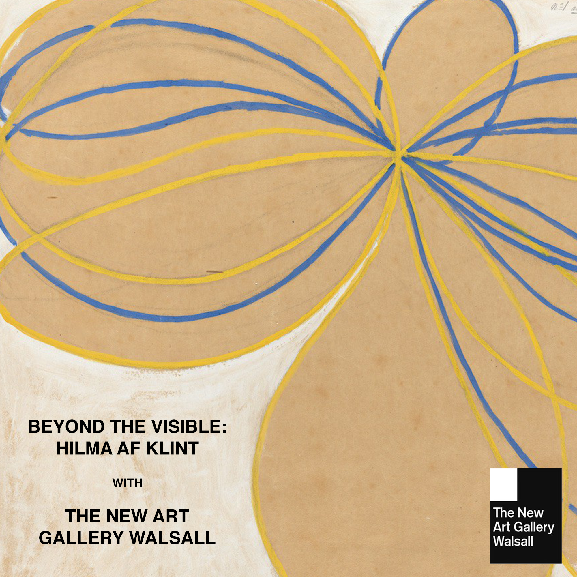Beyond the Visible: Hilma af Klint with The New Art Gallery Walsall