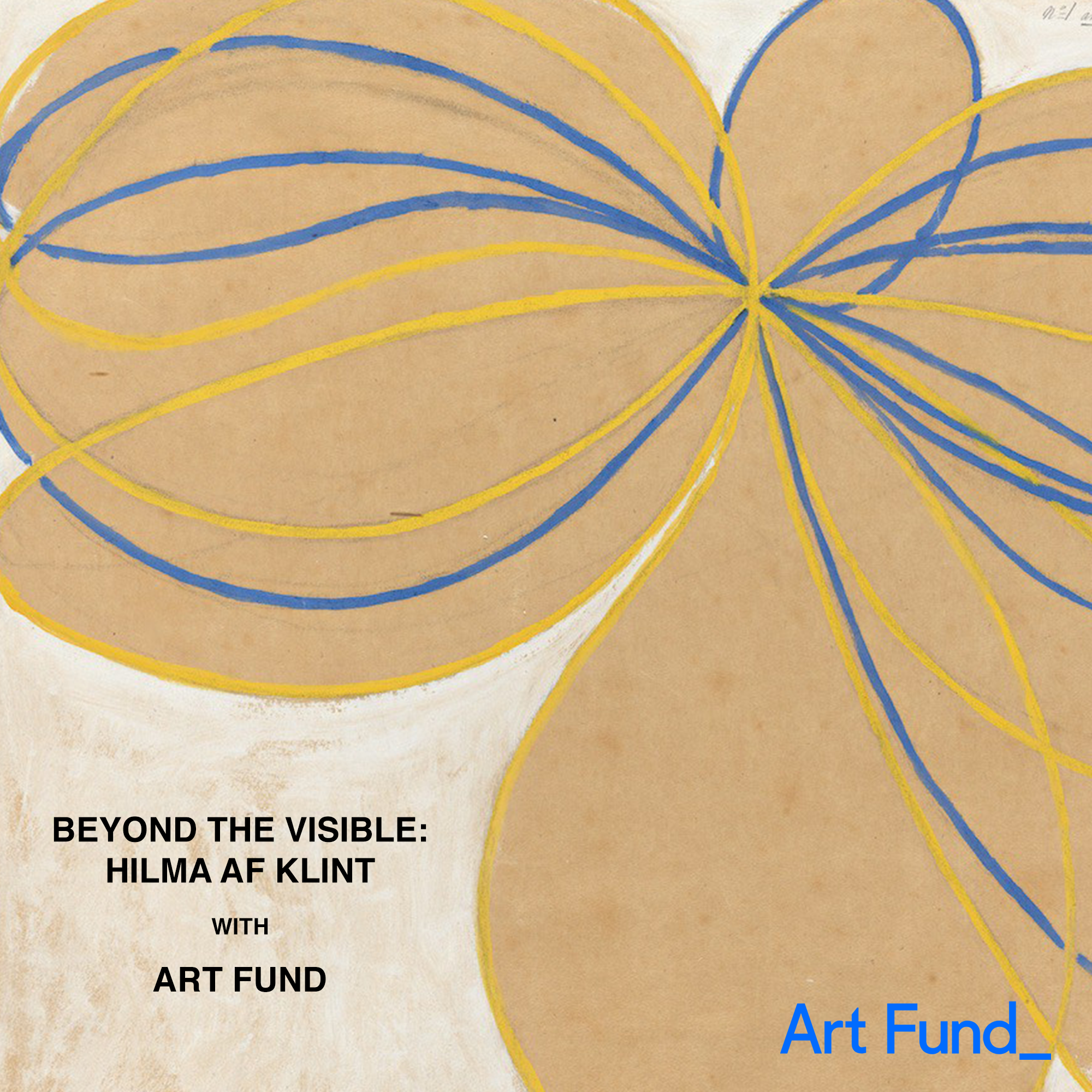 Beyond the Visible: Hilma af Klint with Art Fund