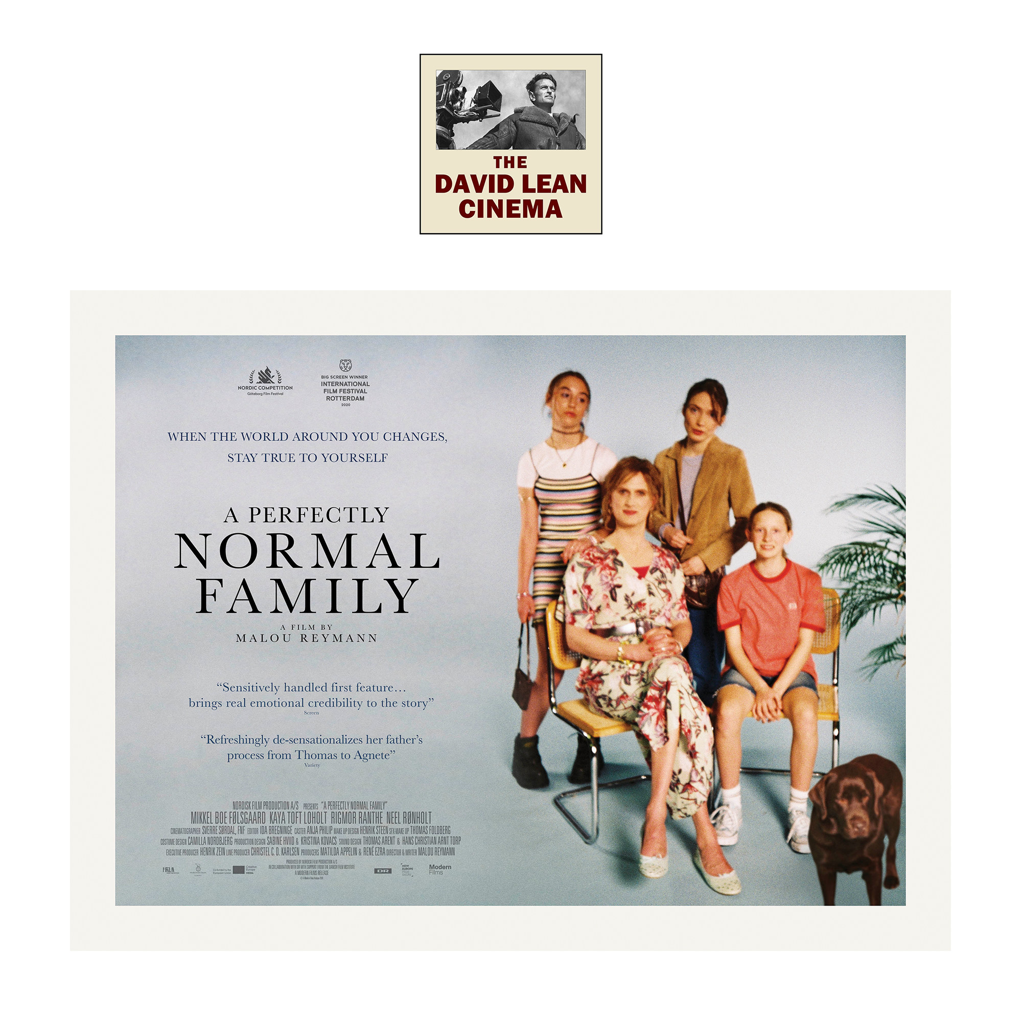 A Perfectly Normal Family at David Lean Cinema