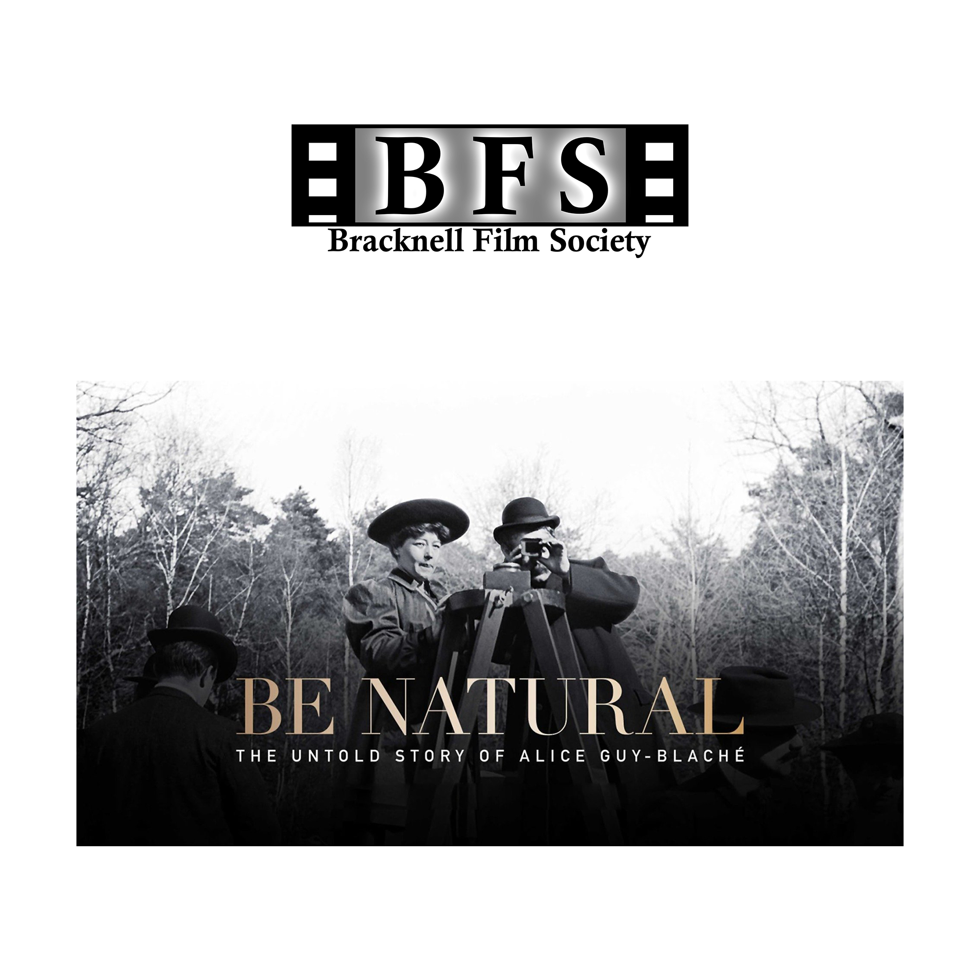 Be Natural: The Untold Story of Alice Guy-Blaché at Bracknell Film Society