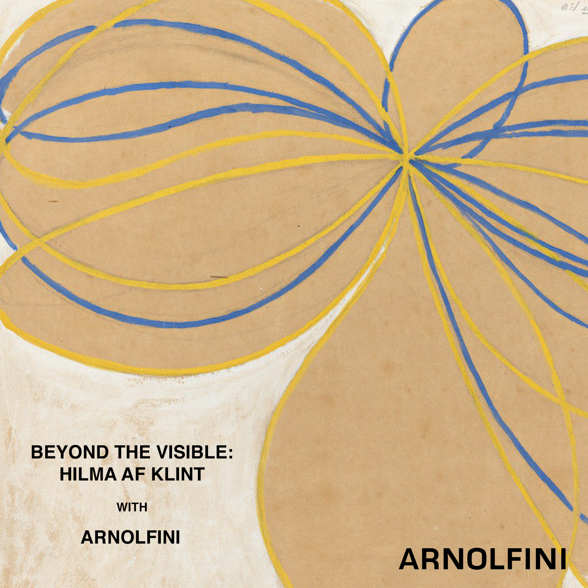 Beyond the Visible: Hilma af Klint with Arnolfini- Example Screener