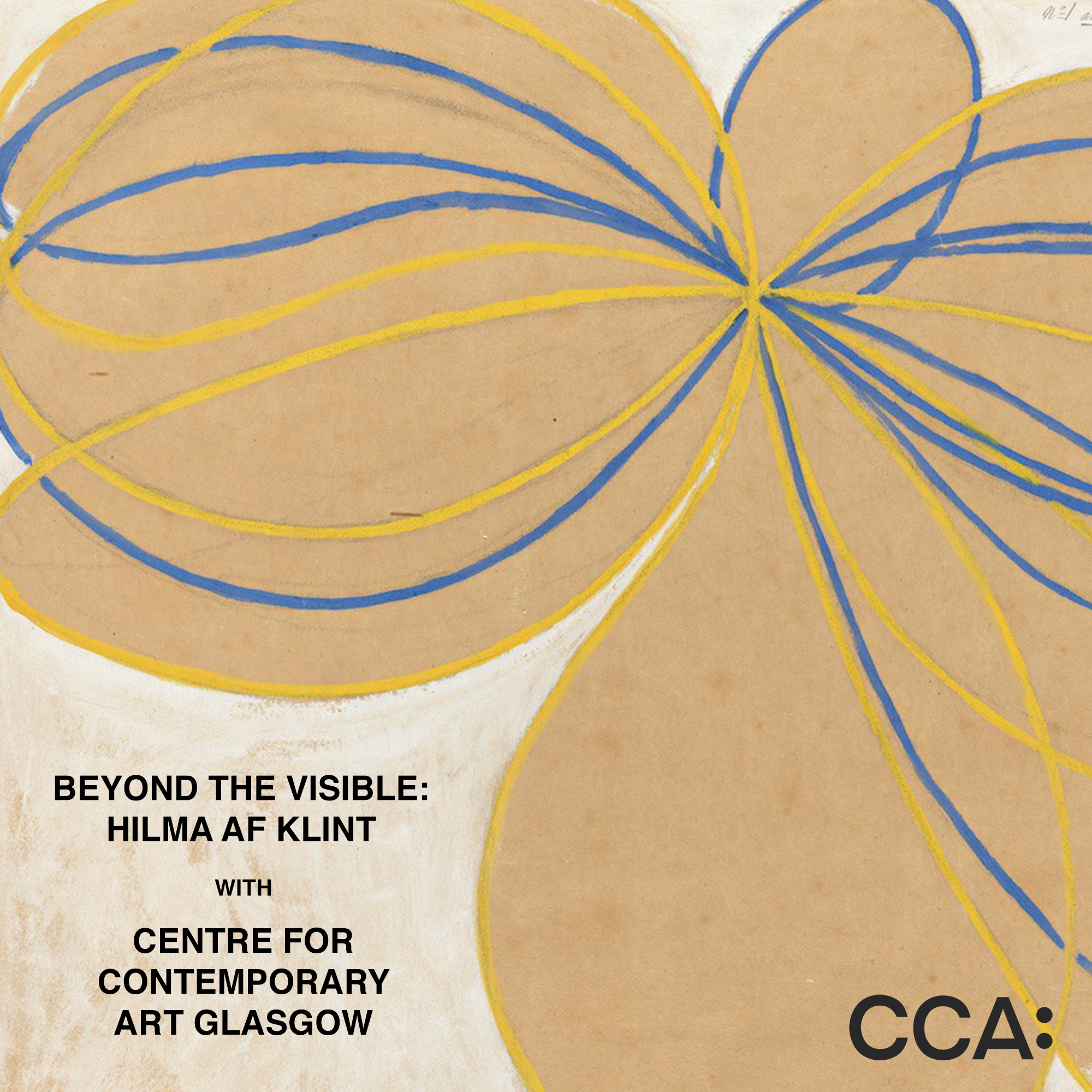 Beyond the Visible: Hilma af Klint with CCA Glasgow