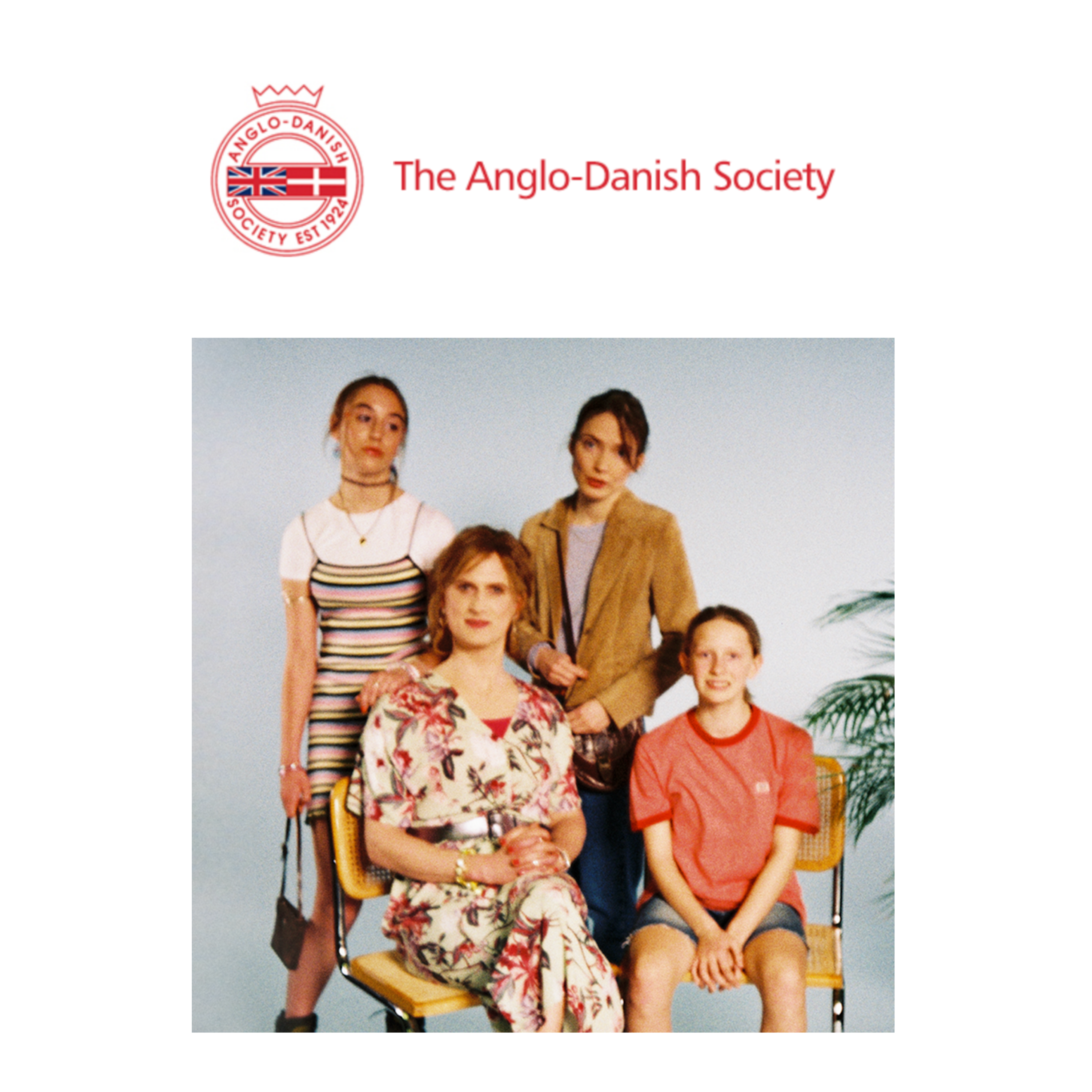 A Perfectly Normal Family (PG) at The Anglo-Danish Society