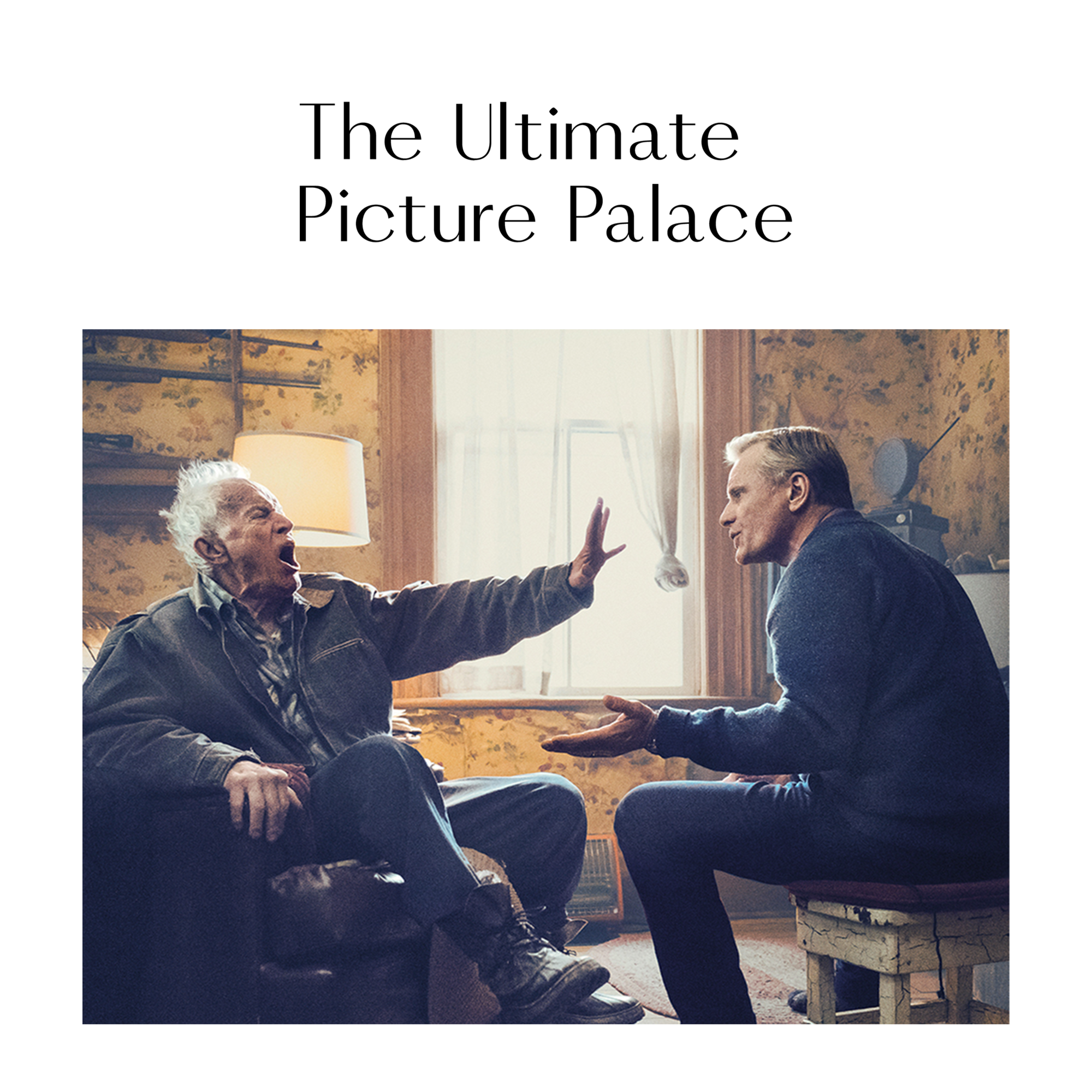 Falling at Ultimate Picture Palace