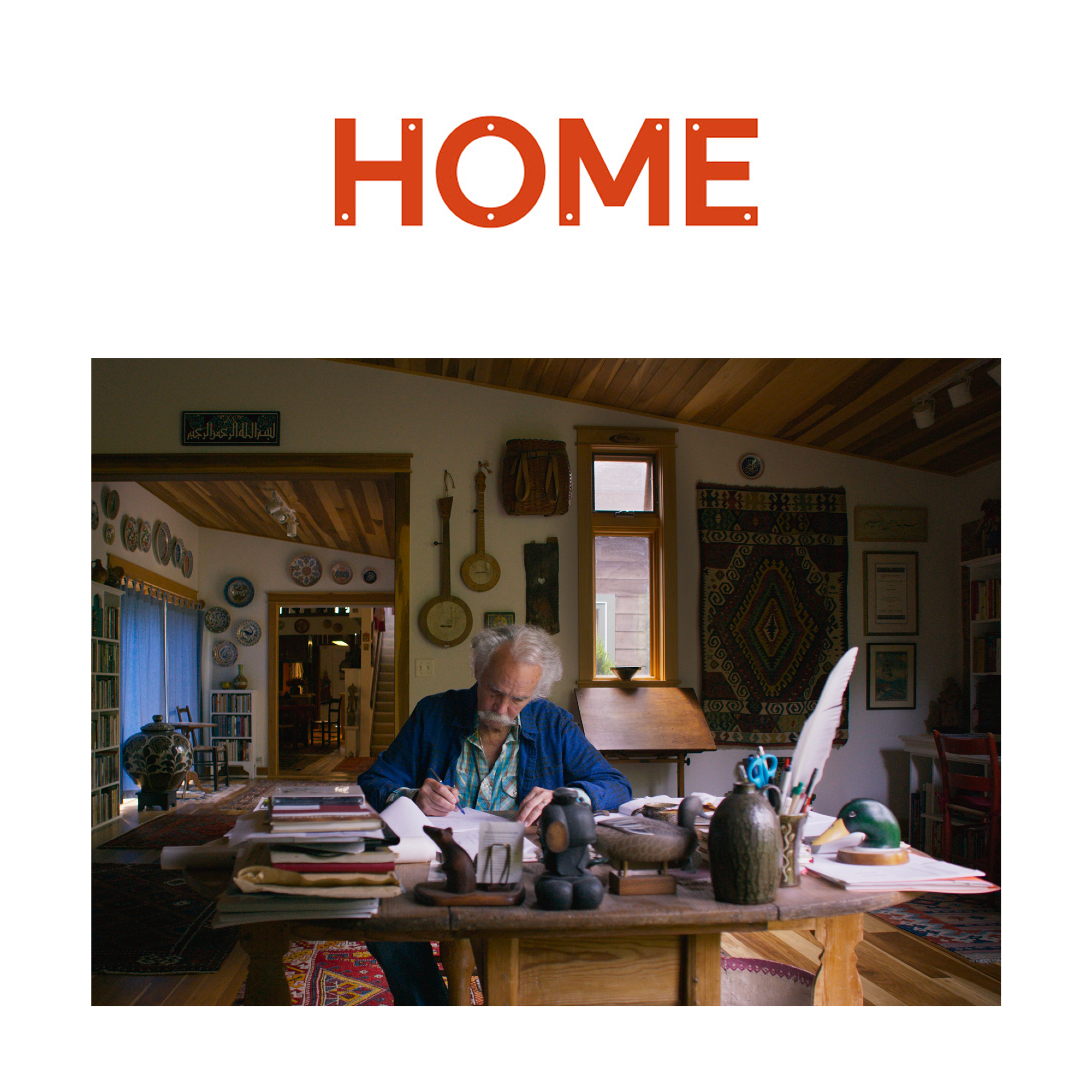 Henry Glassie: Field Work at HOME