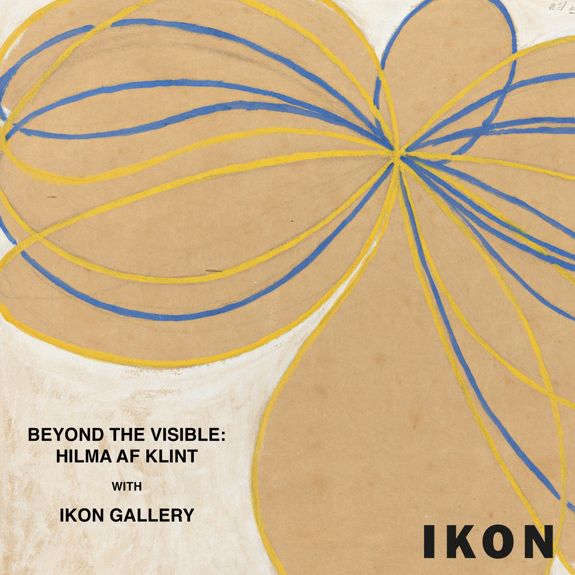 Beyond the Visible: Hilma af Klint with Ikon