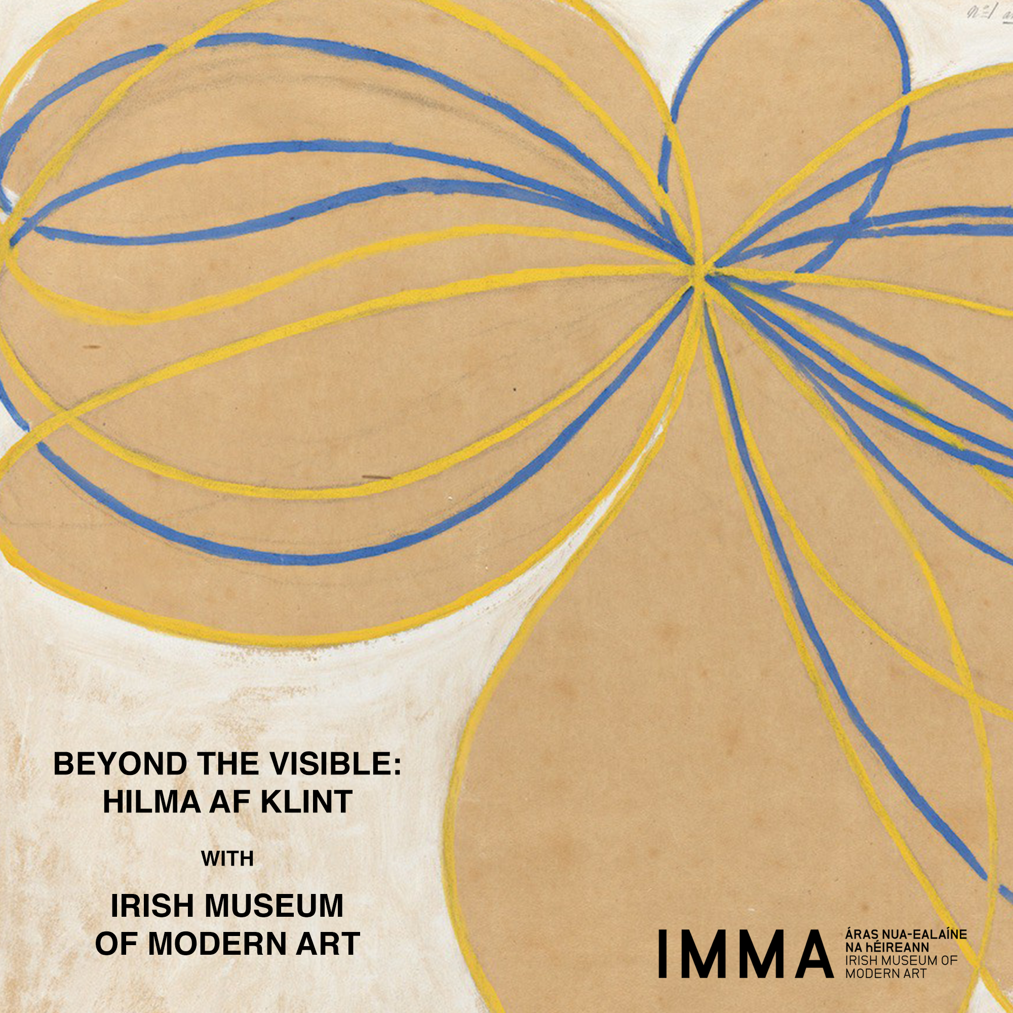 Beyond the Visible: Hilma af Klint with IMMA- Example Screener