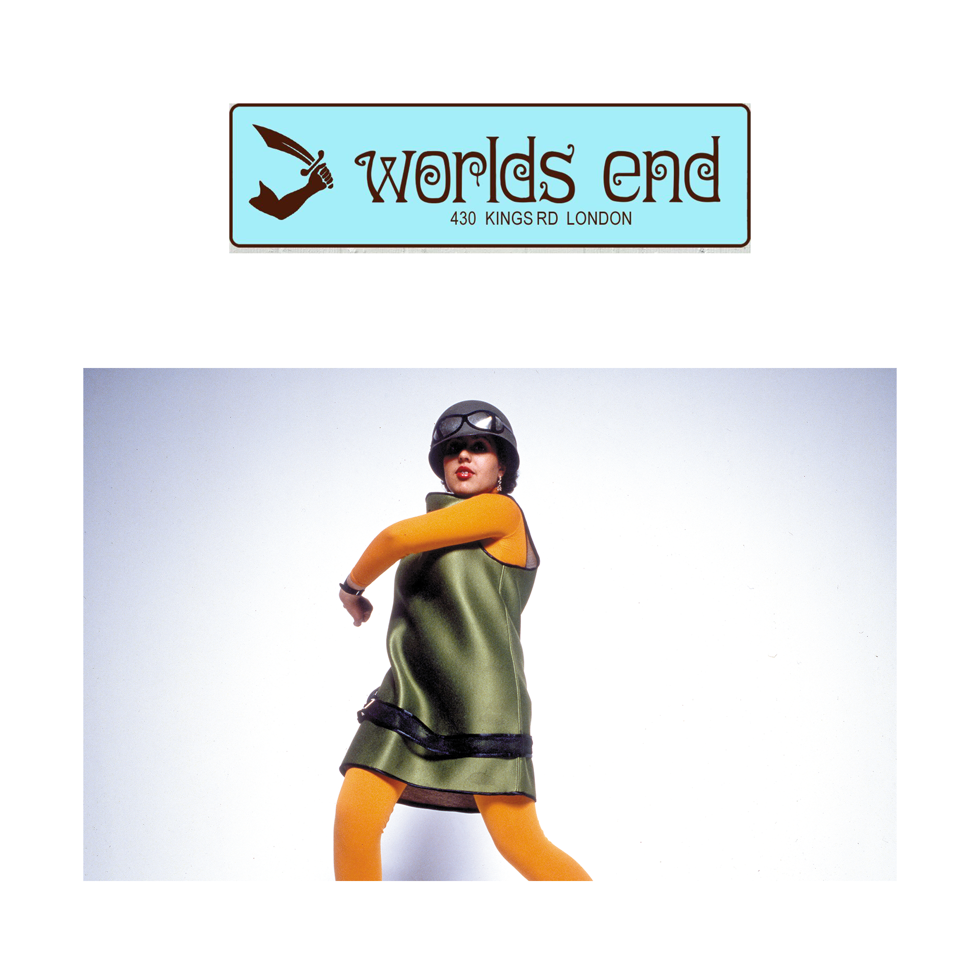 Poly Styrene: I Am A Cliché with Worlds End