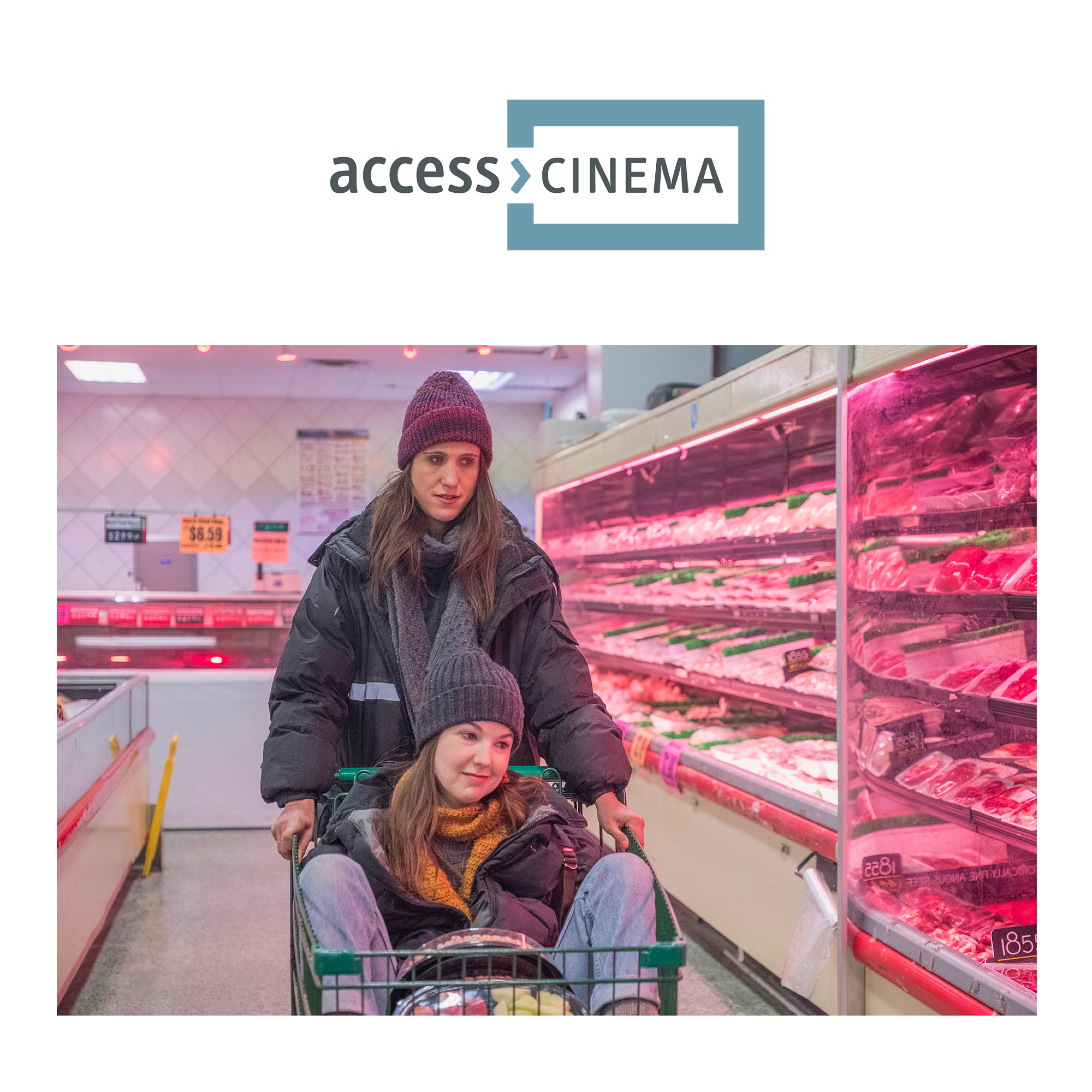 Mouthpiece at access>CINEMA