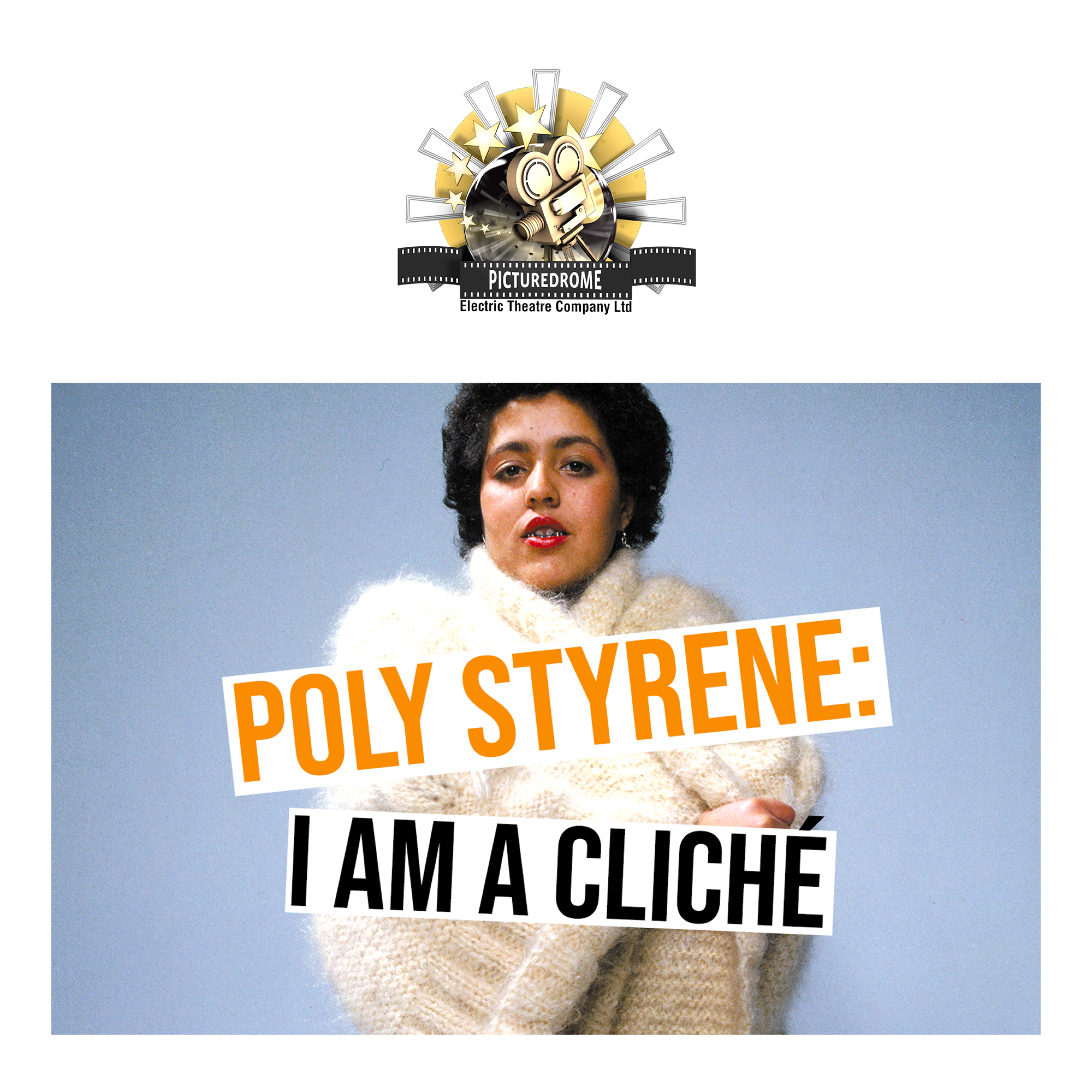 Poly Styrene: I Am a Cliché at Picturedrome