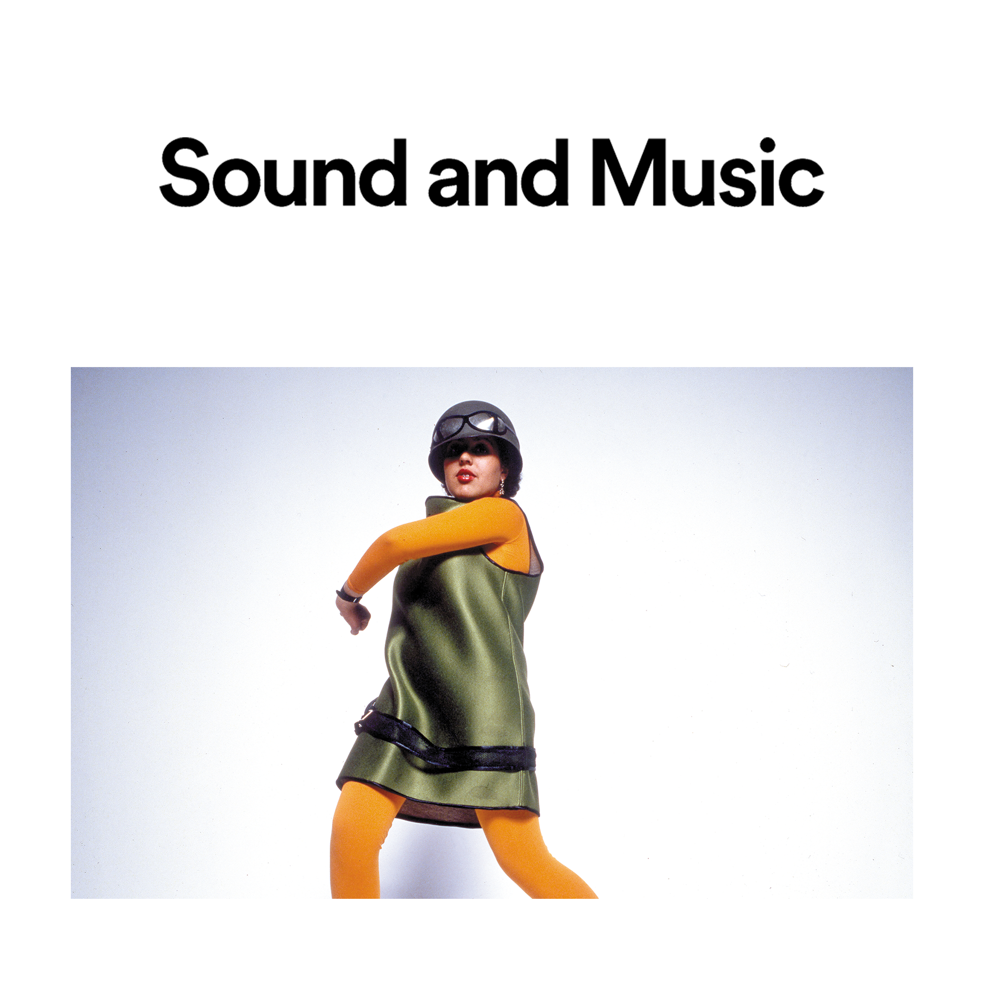 Poly Styrene: I Am A Cliché in partnership with Sound & Music