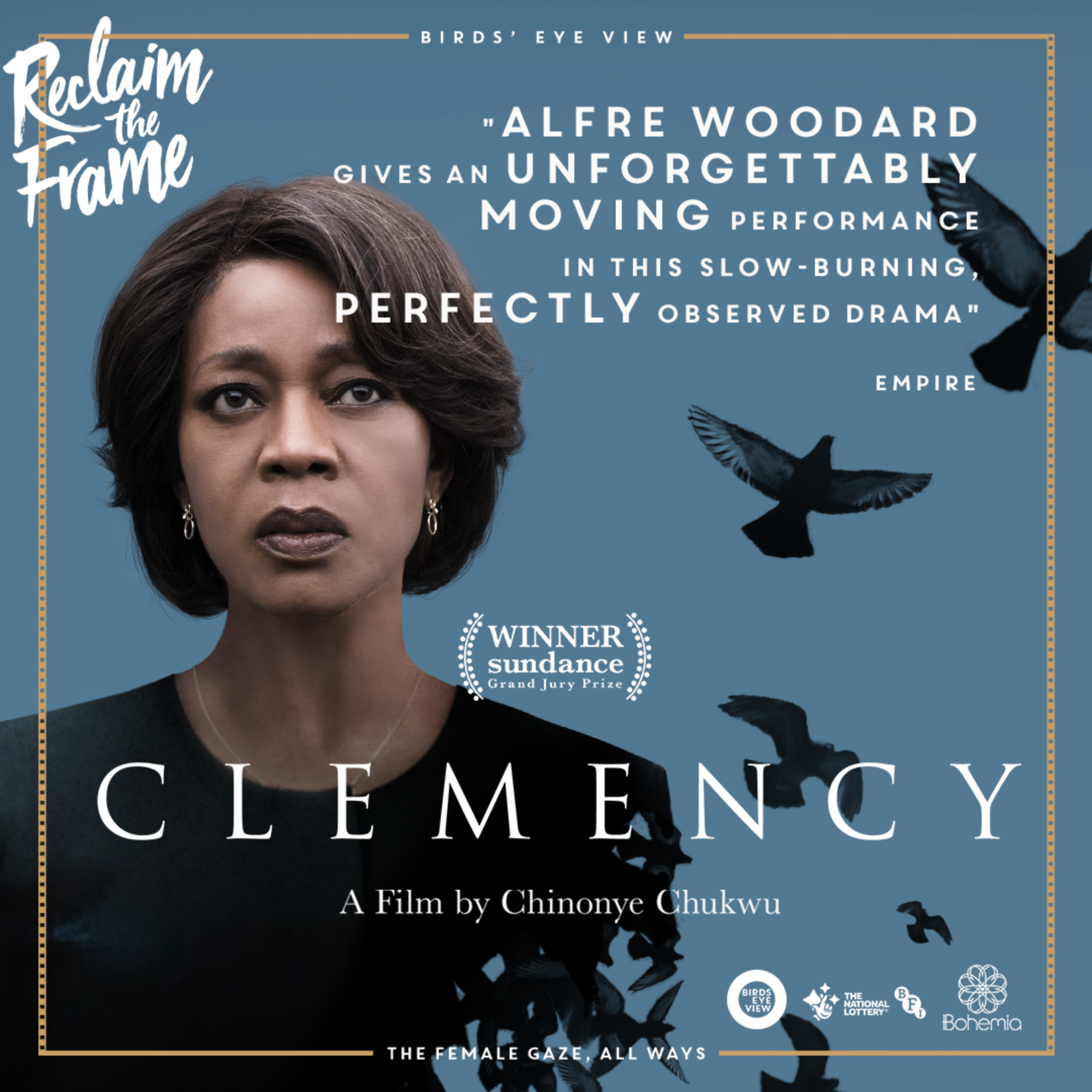 Clemency at Reclaim the Frame