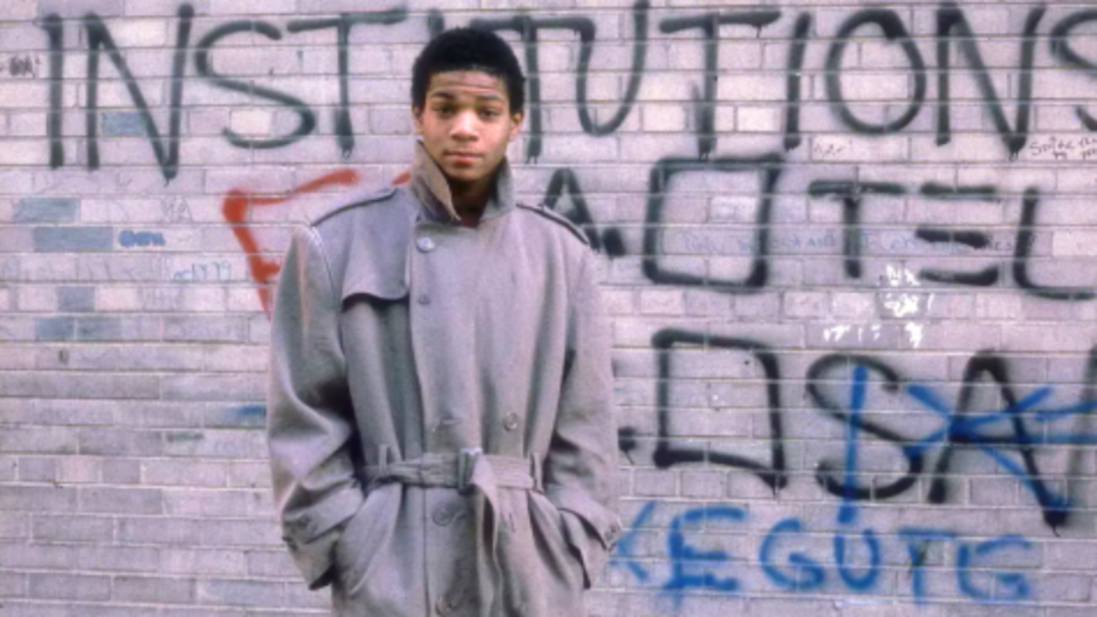 Boom for Real: The Late Teenage Years of Jean-Michel Basquiat (15)