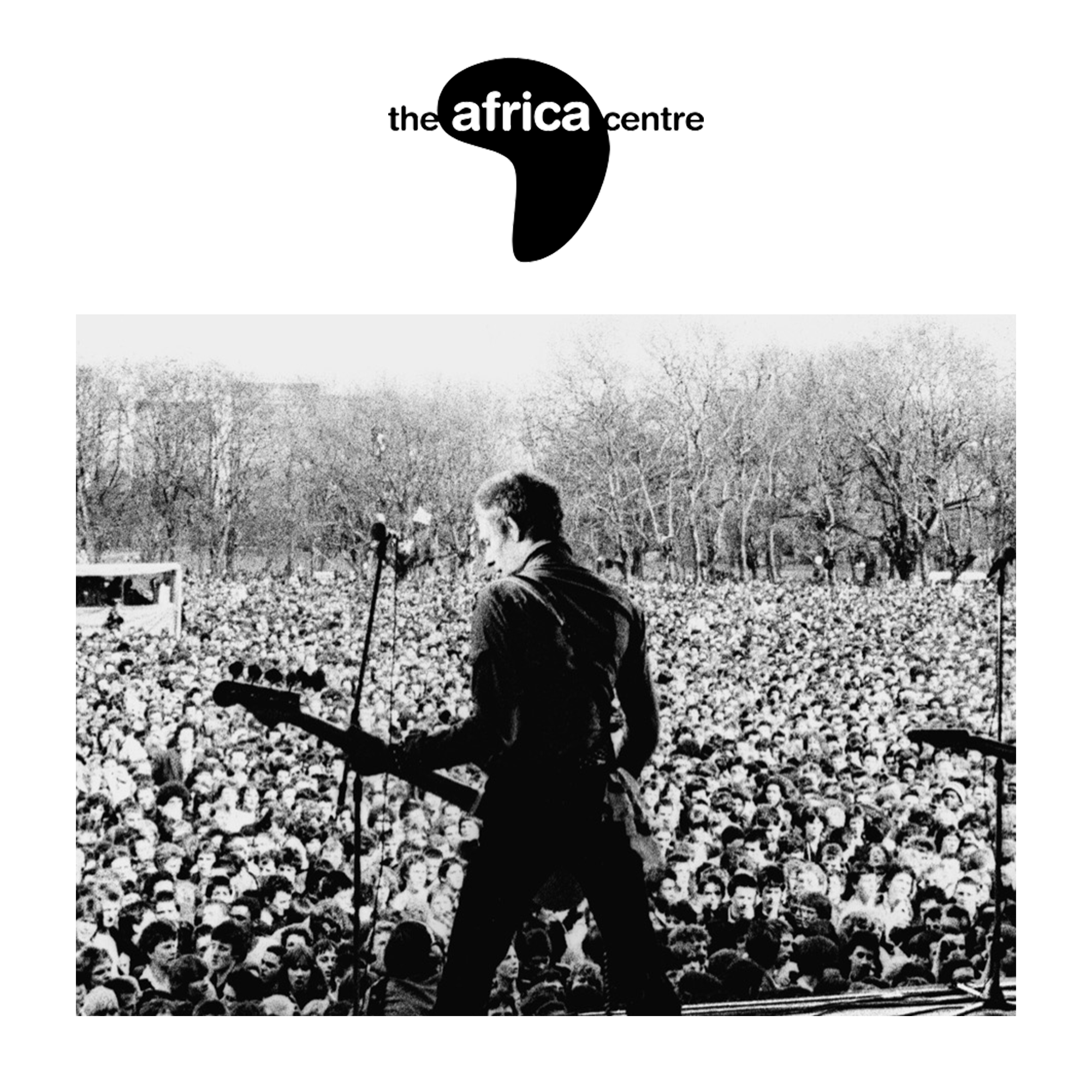 WHITE RIOT at The Africa Centre