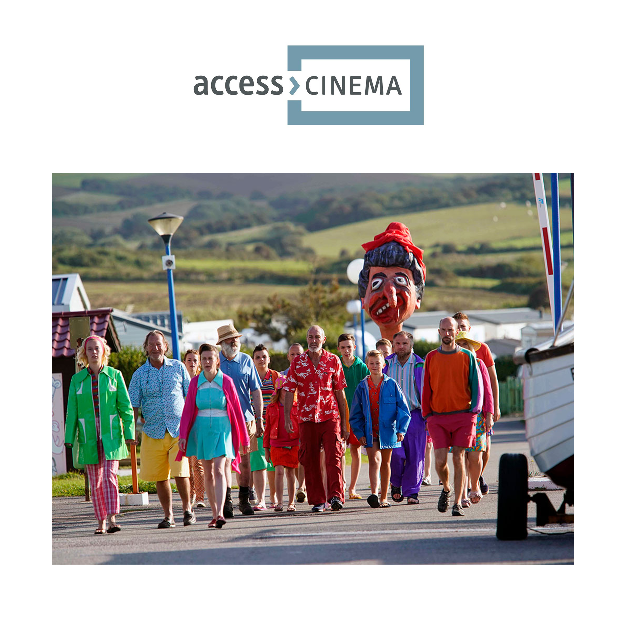 Coincoin and the Extra Humans: Part 2 at access>CINEMA
