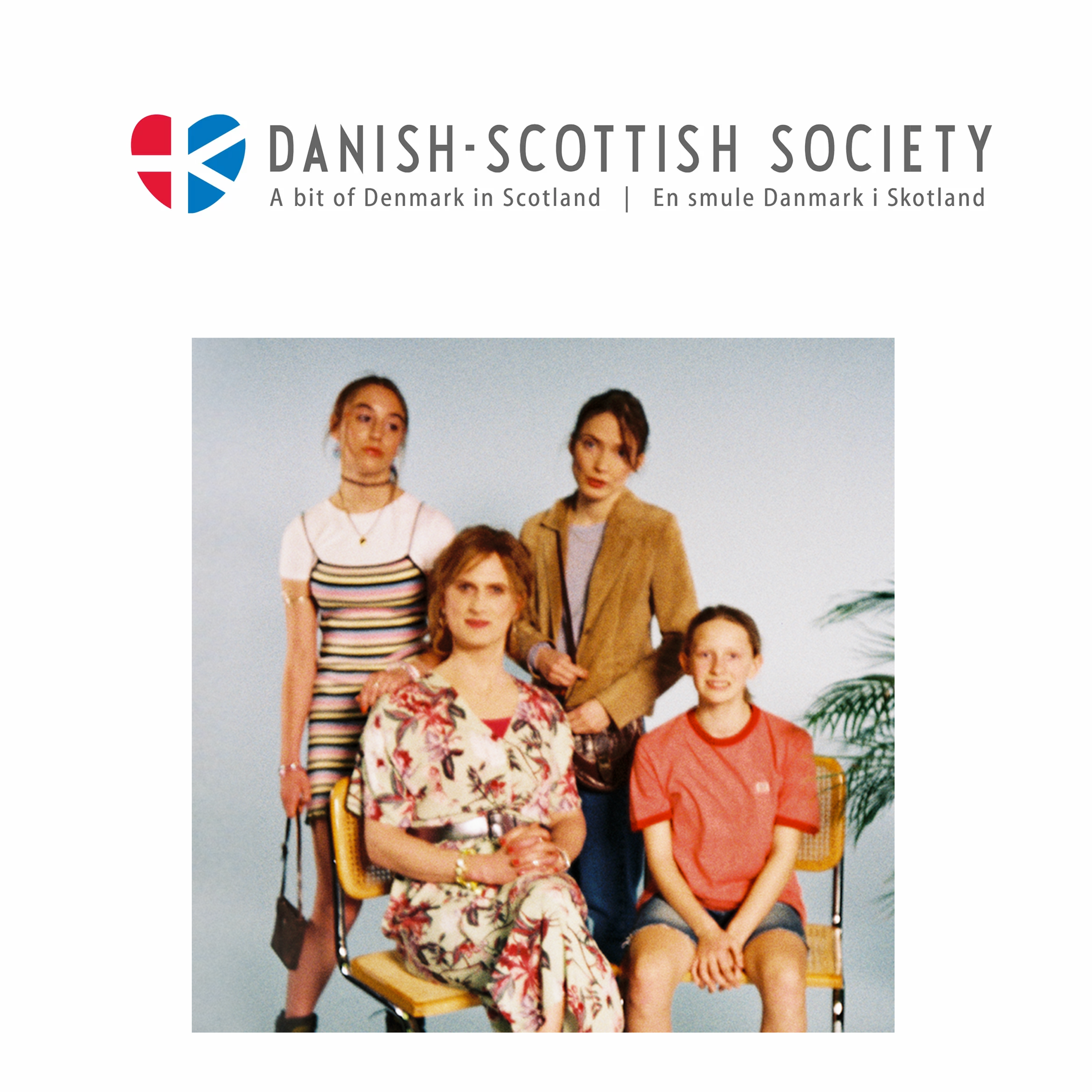 A Perfectly Normal Family (PG) at Danish - Scottish Society