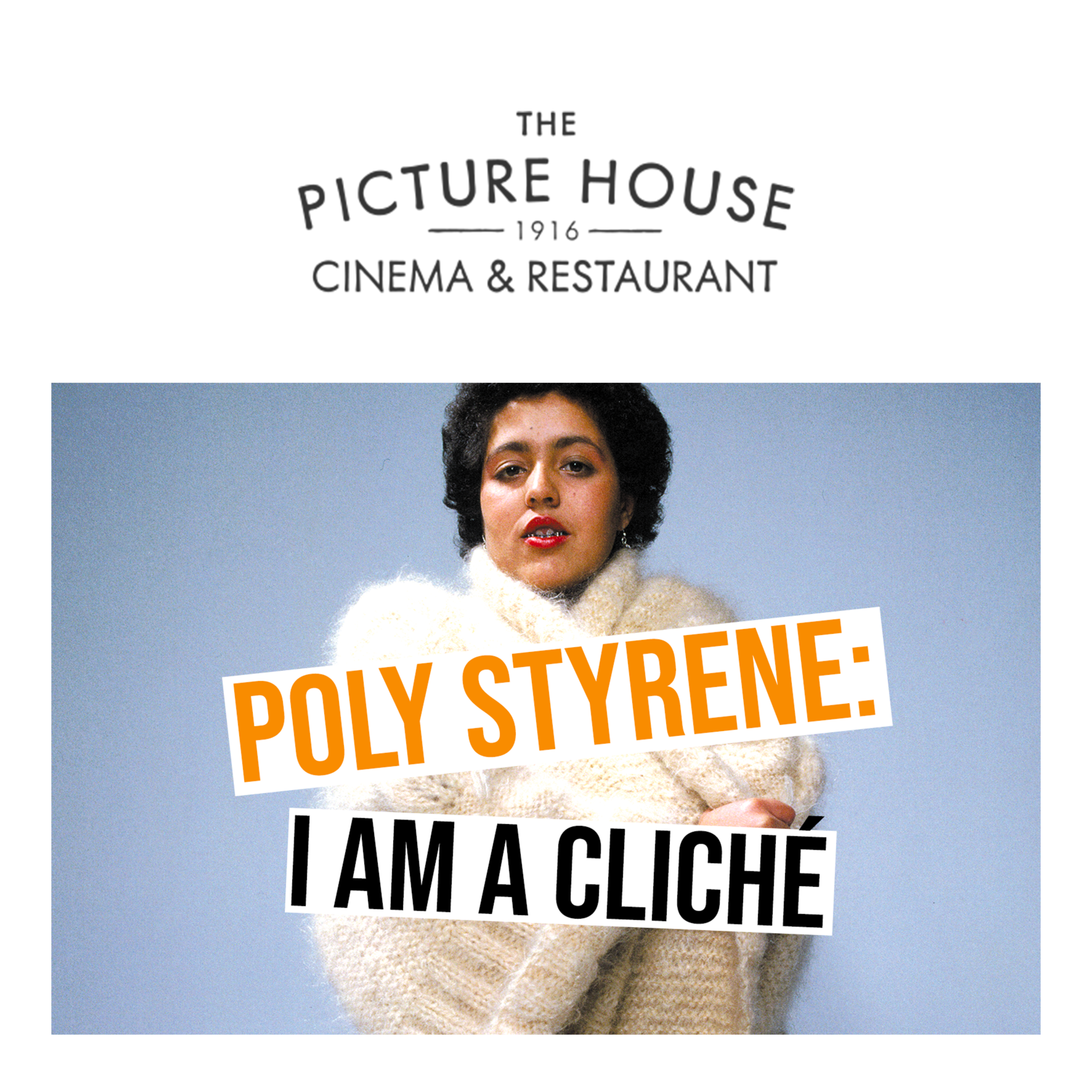 Poly Styrene: I Am a Cliché at Picture House Uckfield