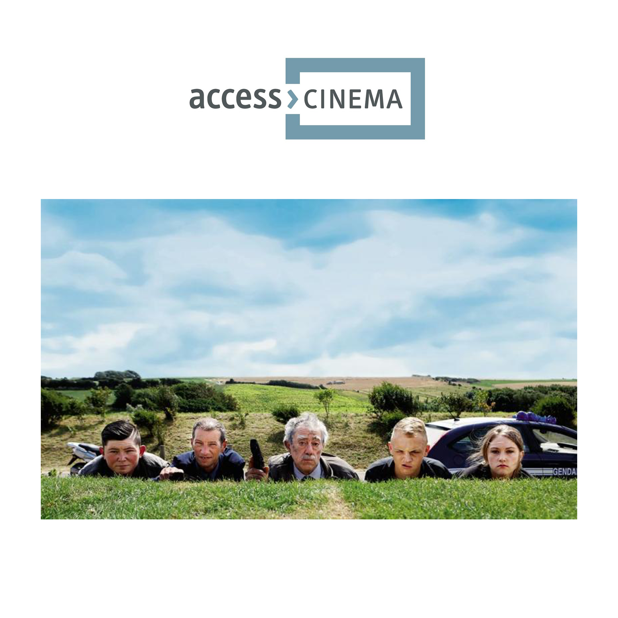 Coincoin and the Extra Humans: Part 1 at access>CINEMA