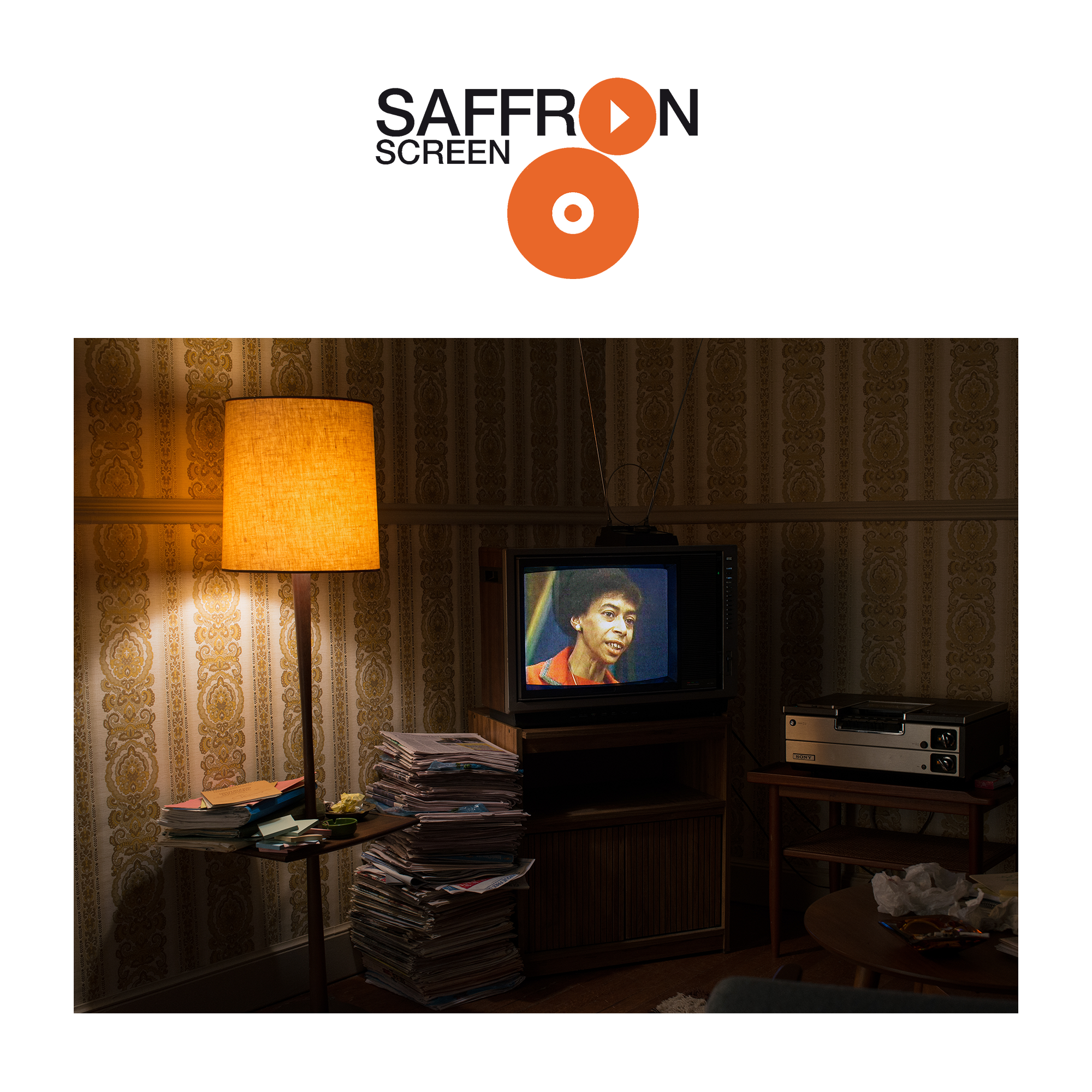 Recorder: The Marion Stokes Project at Saffron Screen