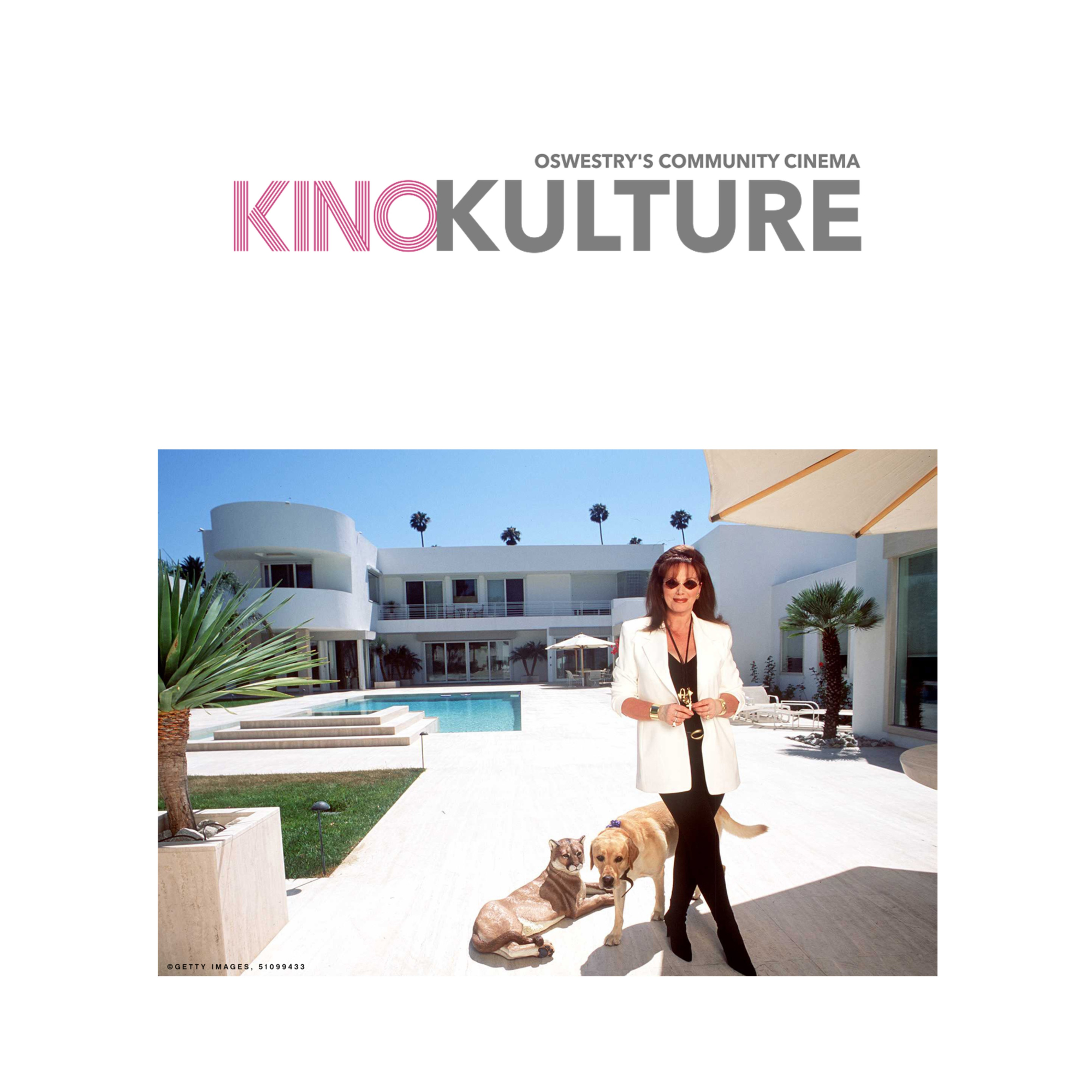 Lady Boss: The Jackie Collins Story at Kinokulture